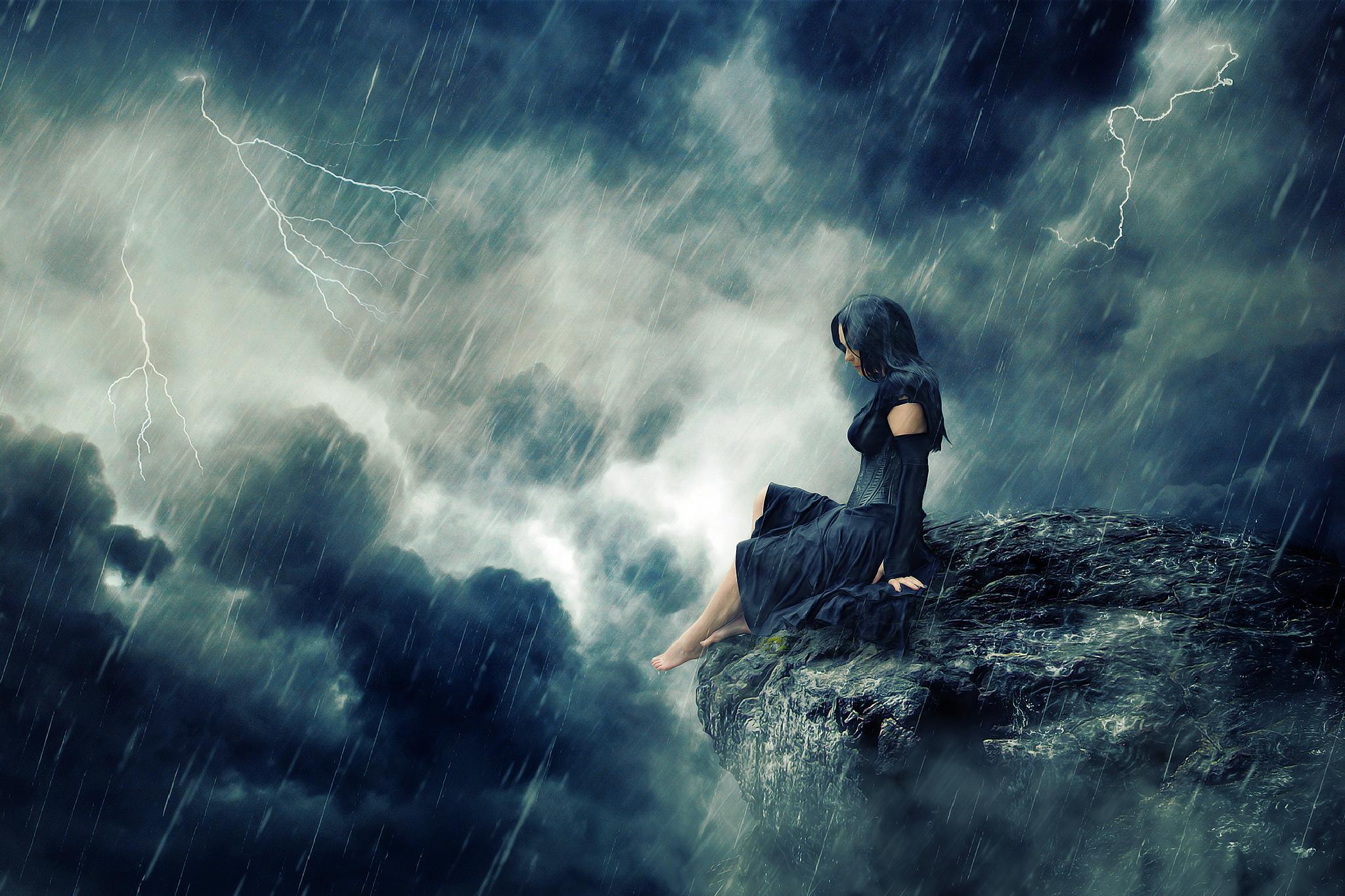 Sadness by Stefan Braas