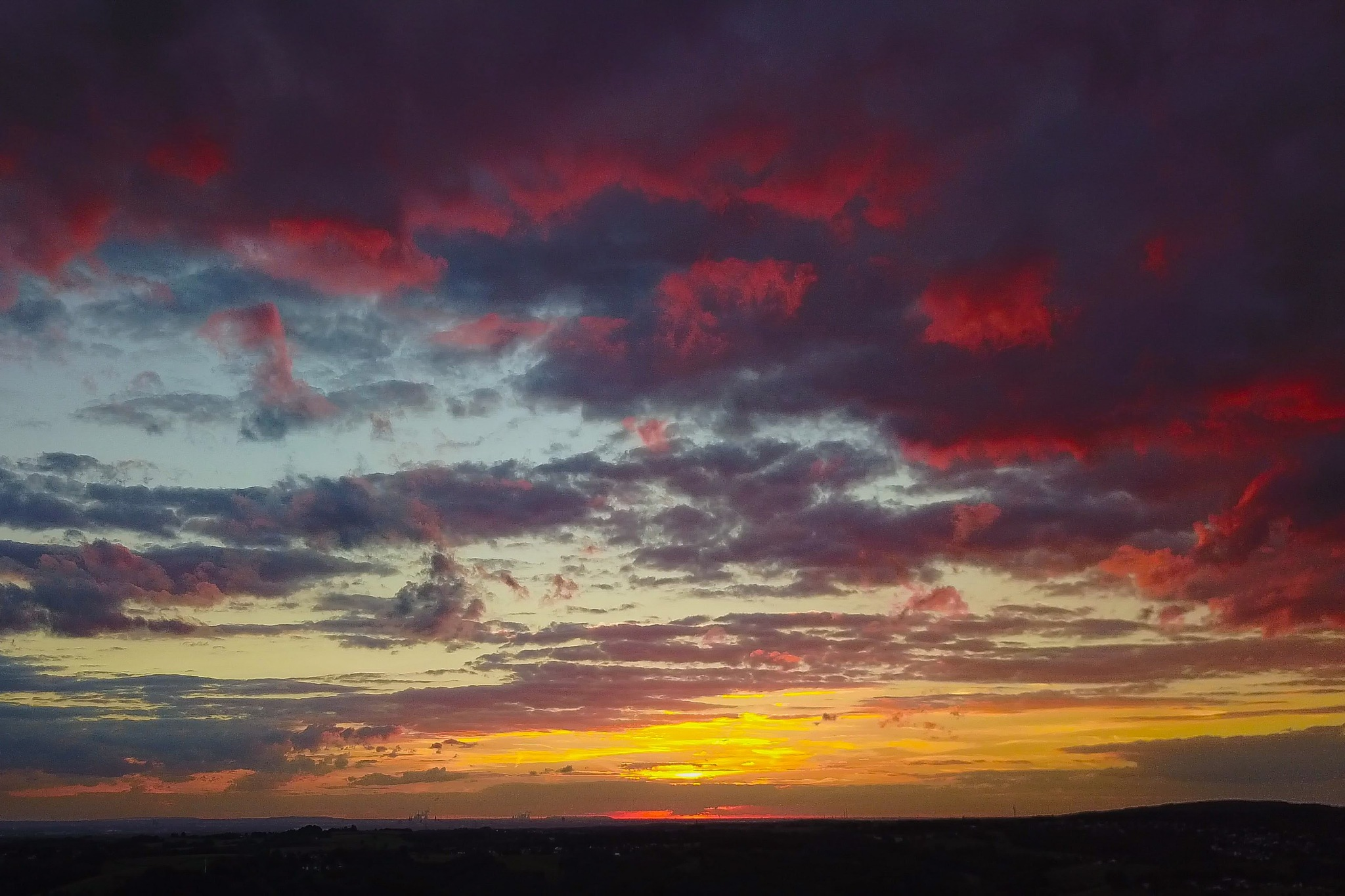 Sunset colors by Sergej Pril