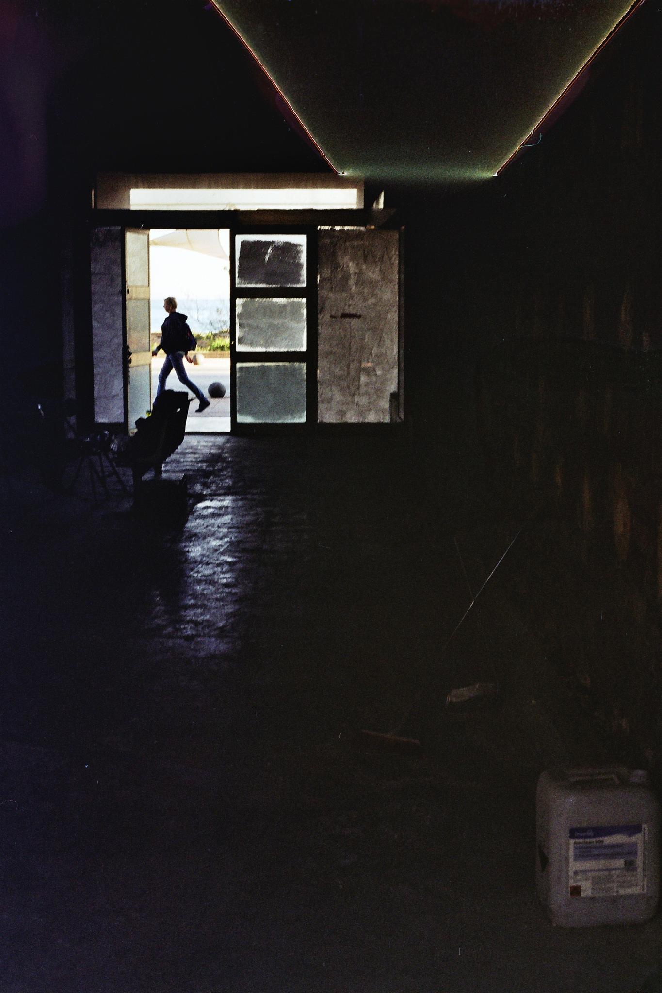 Walking man by Jorge Eduardo Gordillo Santos