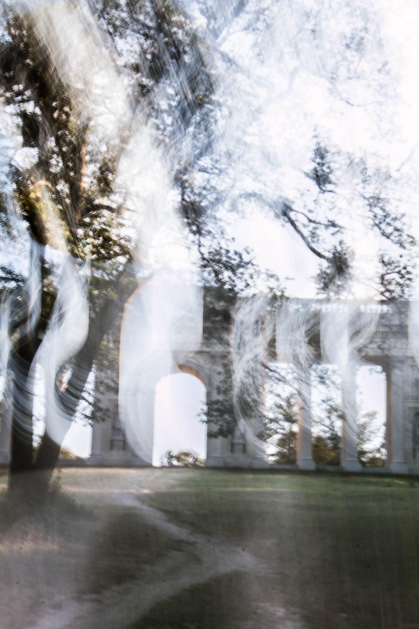 Collonade by Zuzana Ludvikova