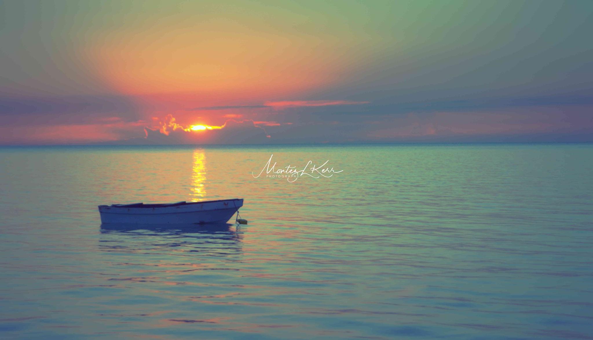 Morning Rise by Montez Kerr