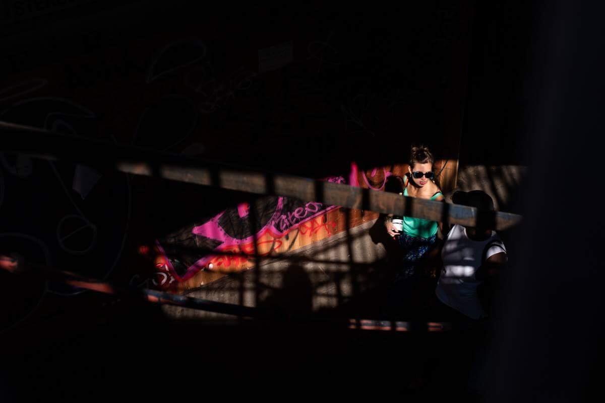 Colourful chatting  by Alicja Koprowska