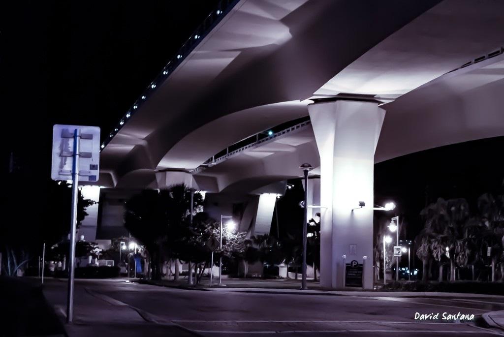 bridge by David Eduardo Santana Aguilera