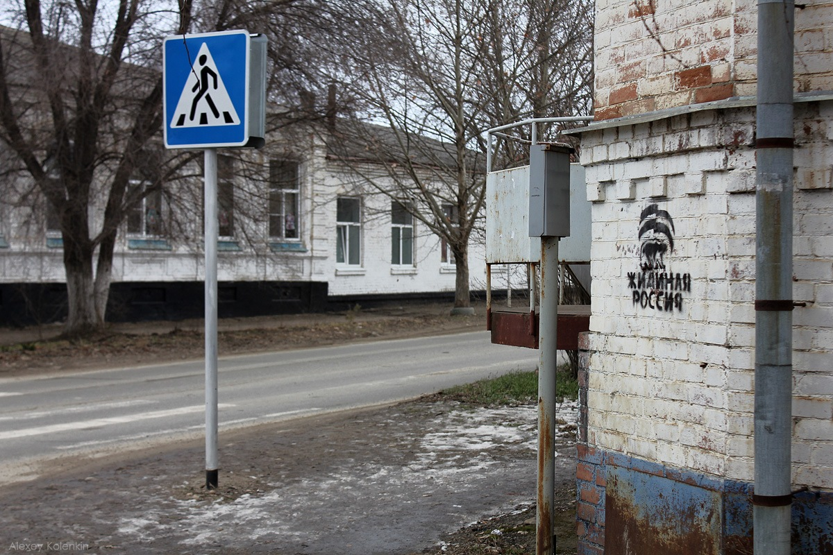 right direction by Alexey Kolenkin