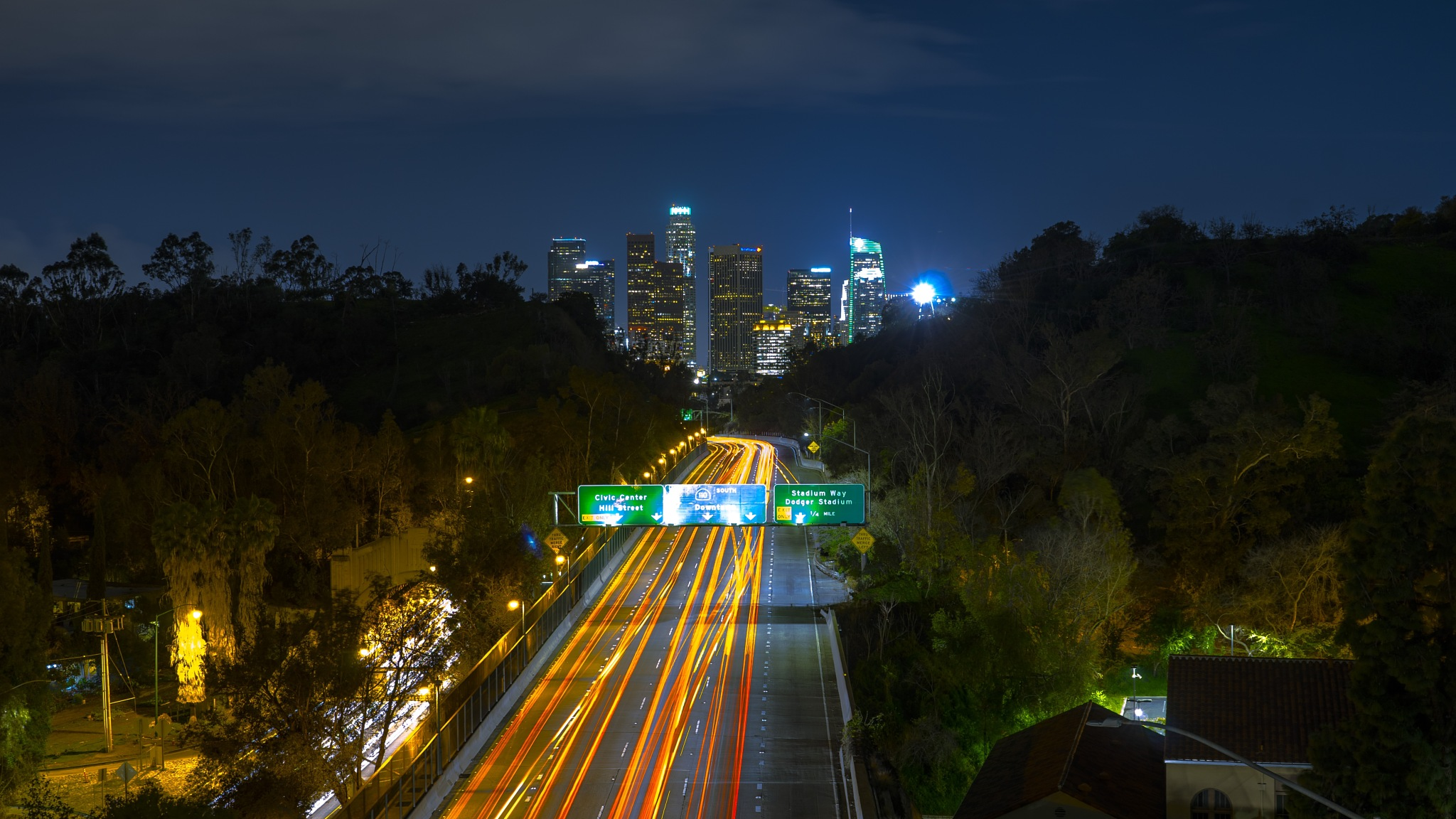 Going to Downtown LA by Kim Christopher Legaspi