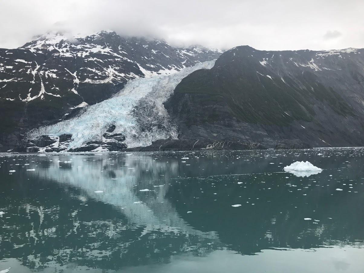 Hanging Glacier by ChrisRac