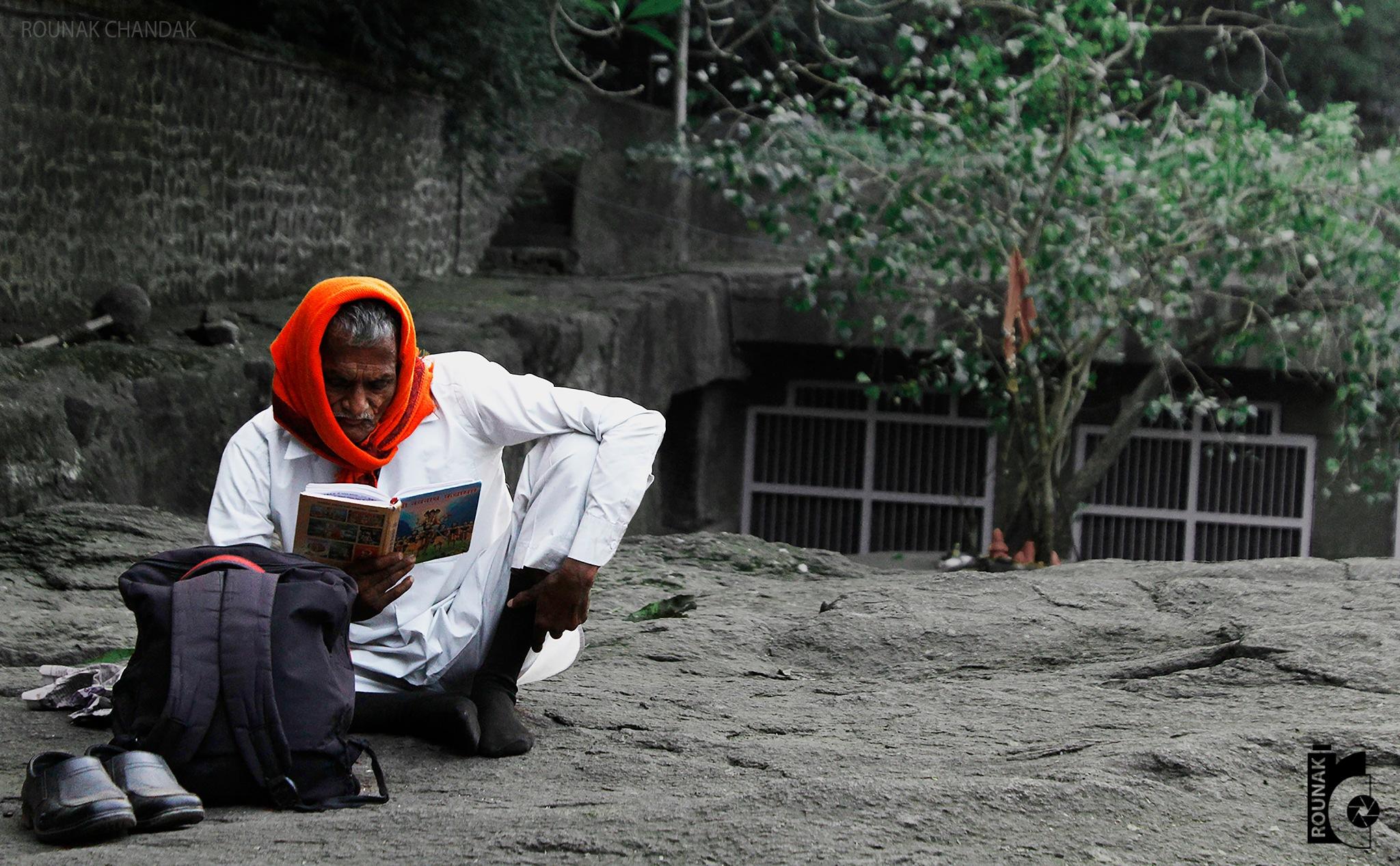 Orange by Rounak Chandak