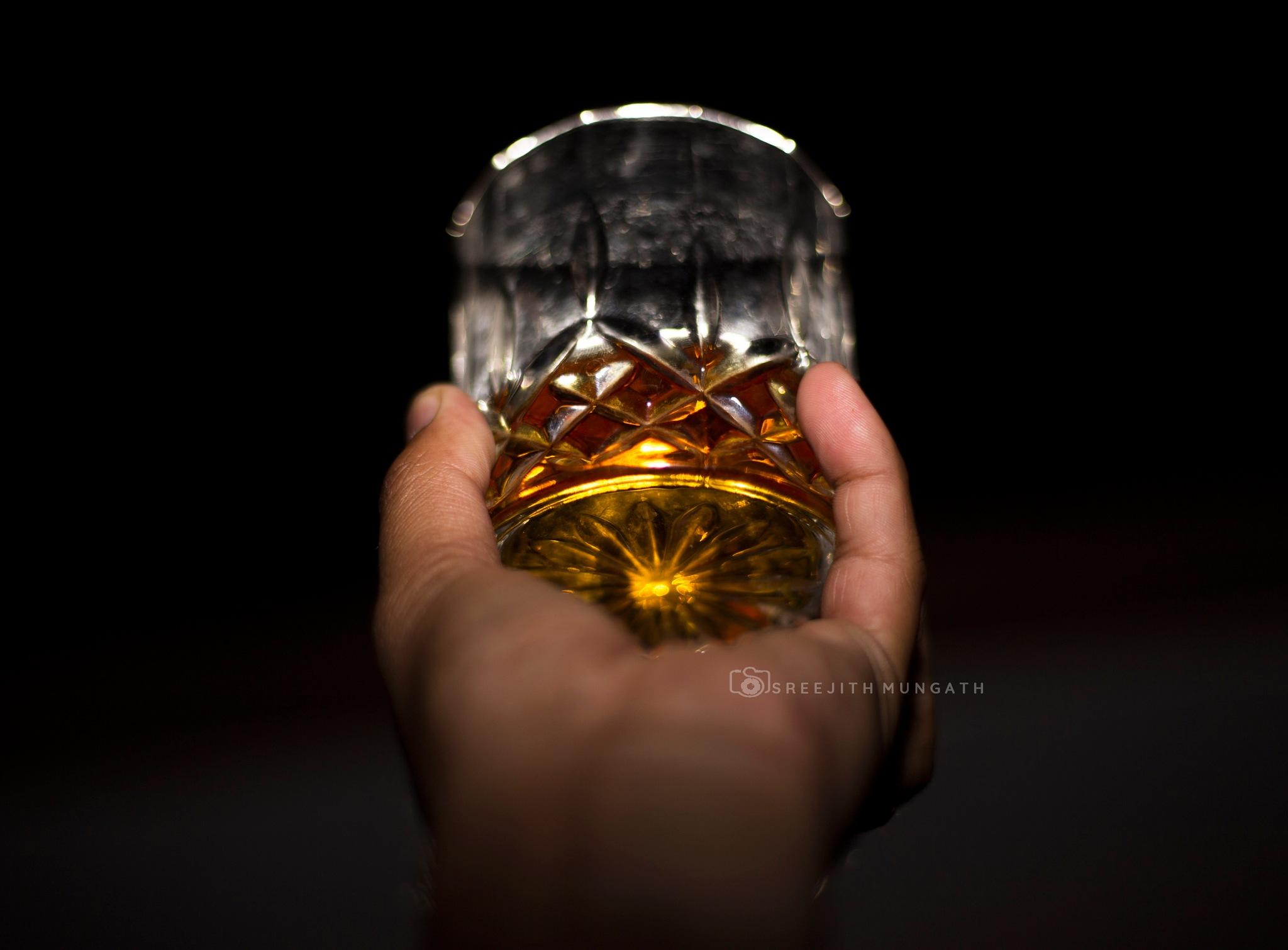 Whiskey by Sreejith Mungath