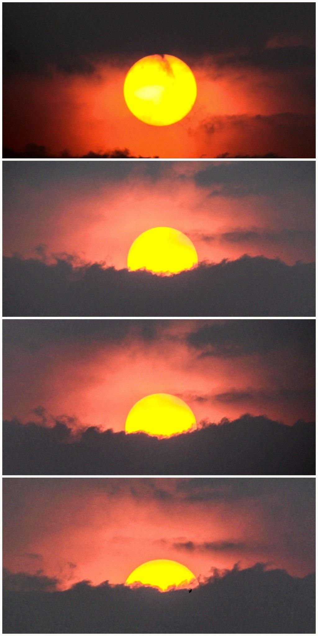 Beautiful Sunset  by Sudhakar P