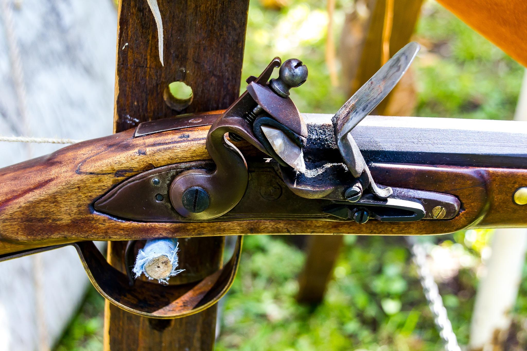 Flintlock by Steve Struthers