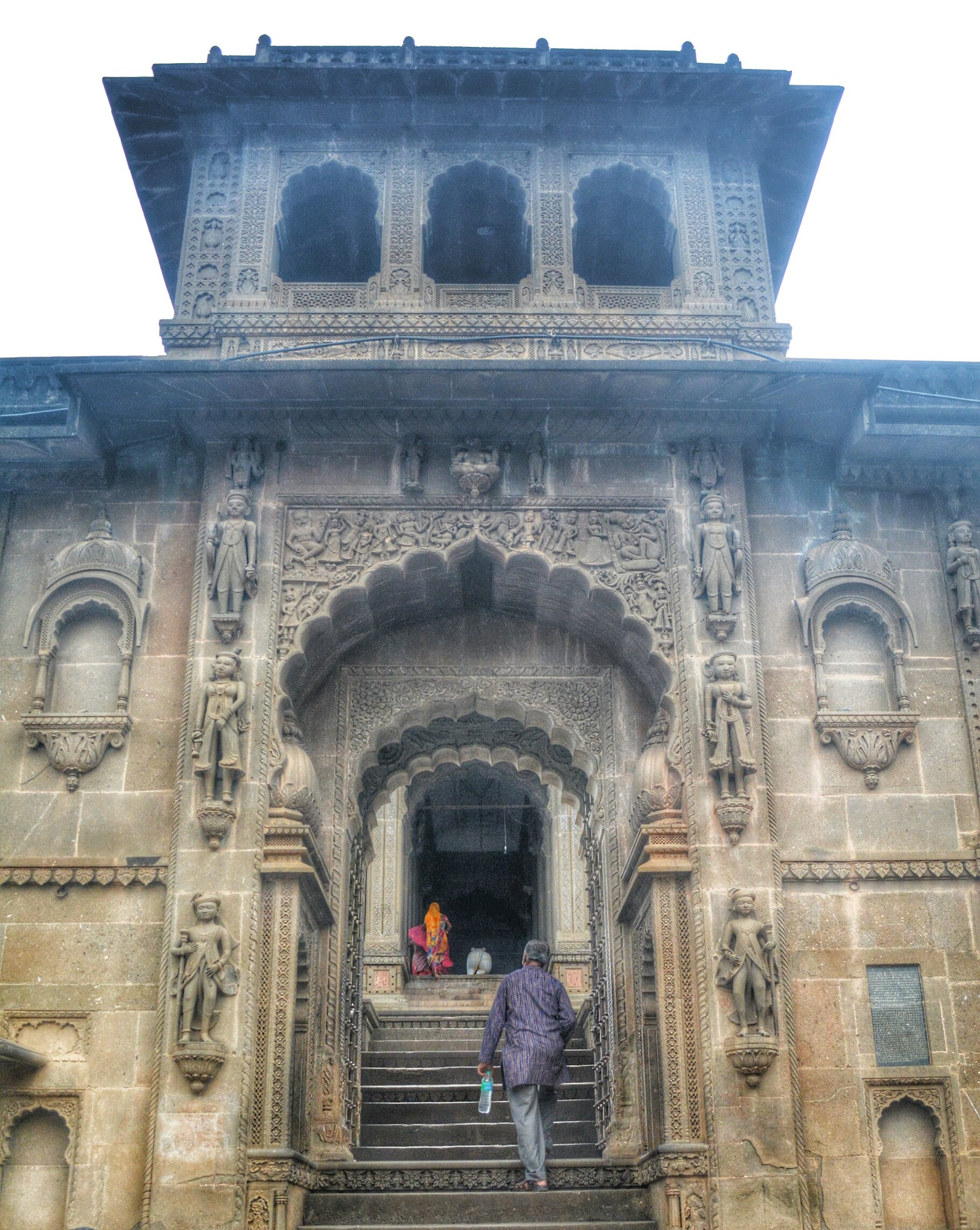 Fort by Siddhi Mhatre