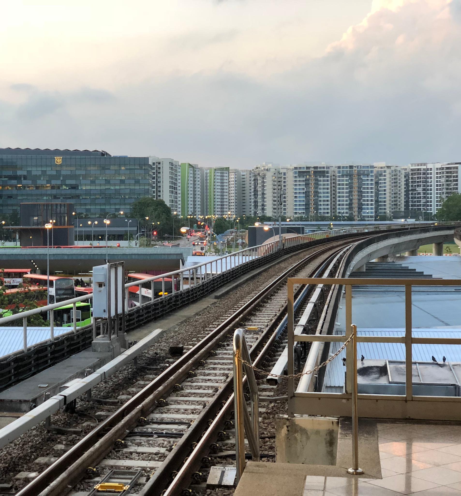 MRT by Ashwin Sivakumar