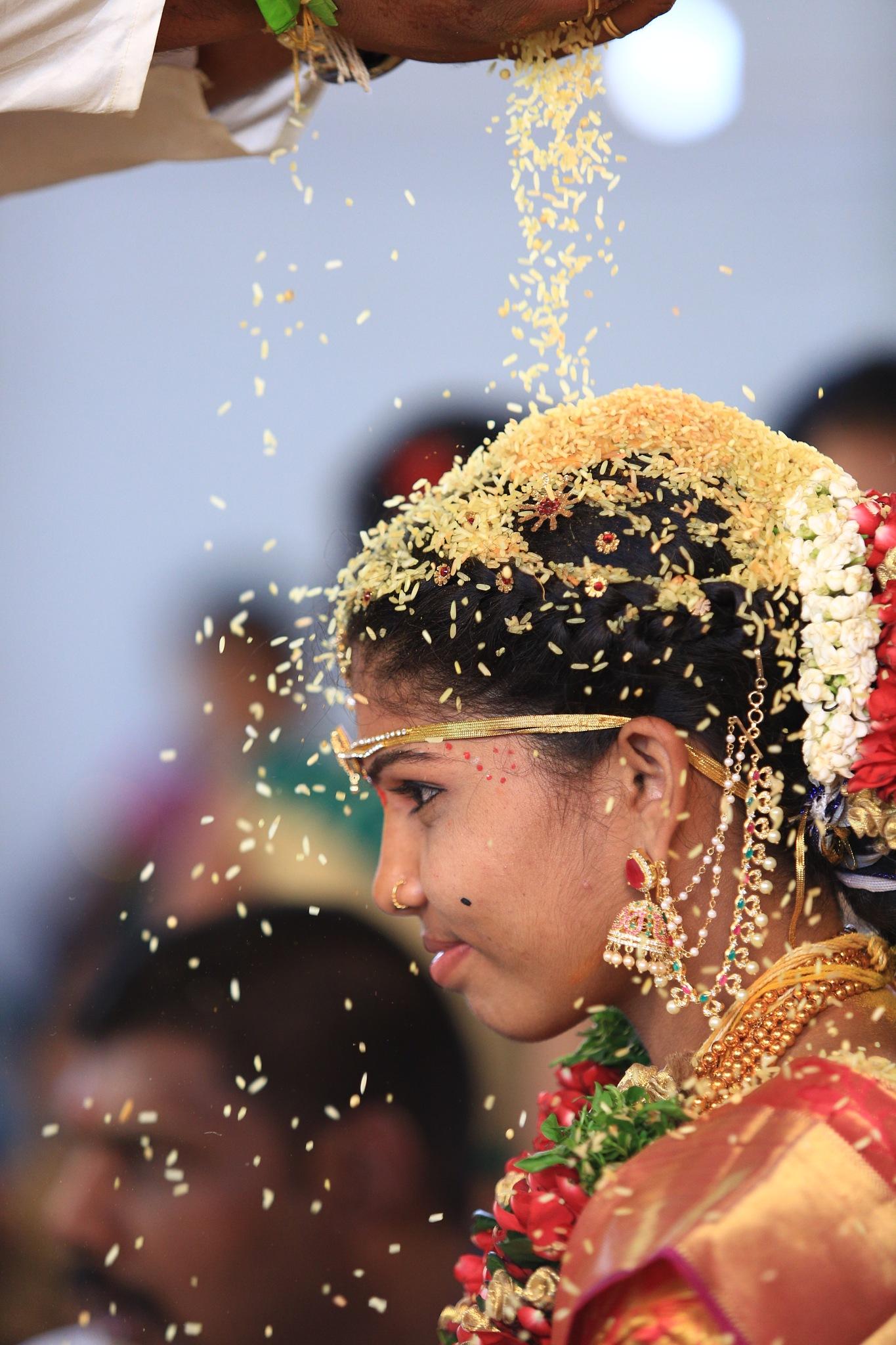 Bride by SaiPranay Sundaraneedi