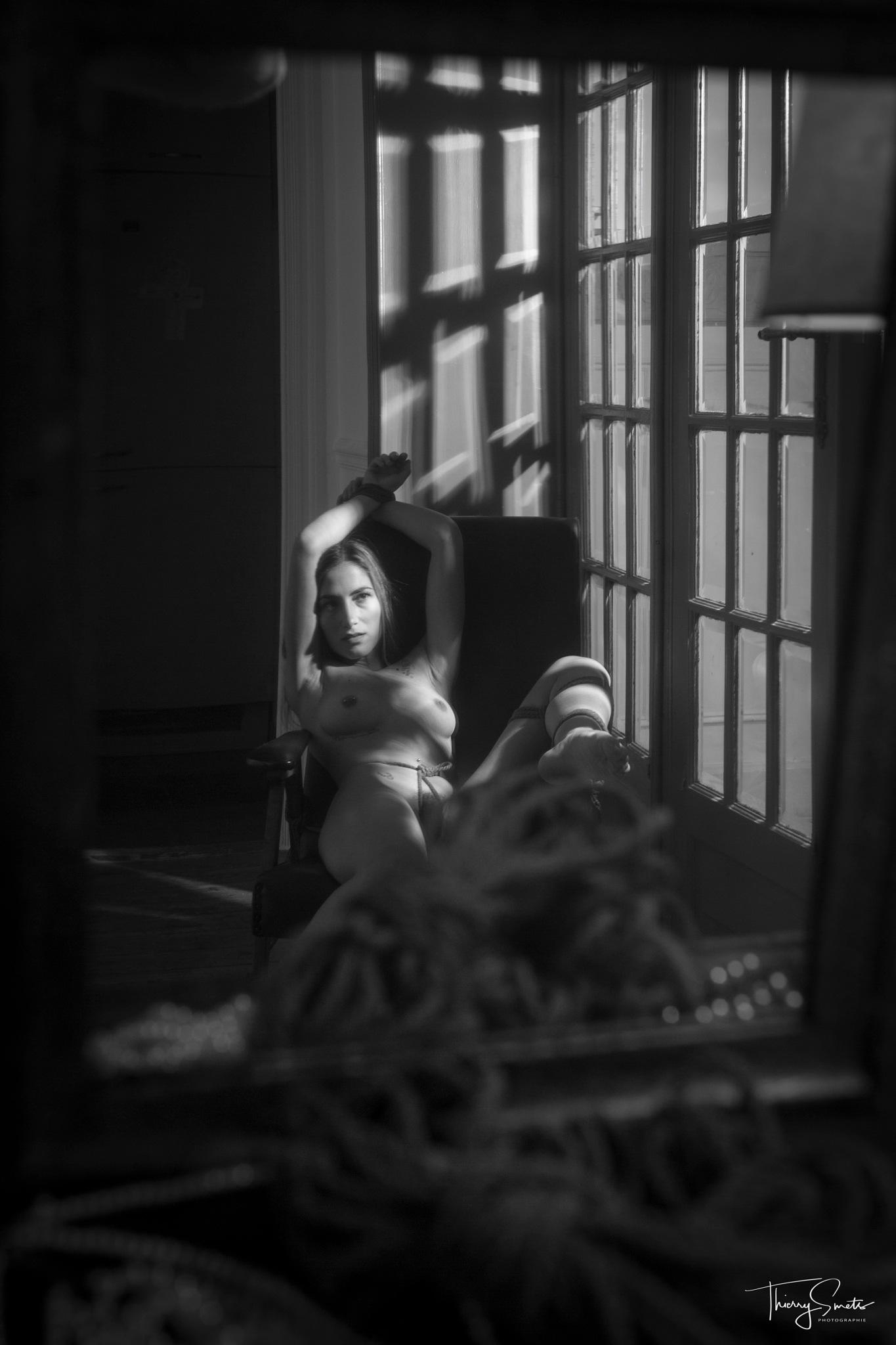 Shibari 05 by Thierry SMETS