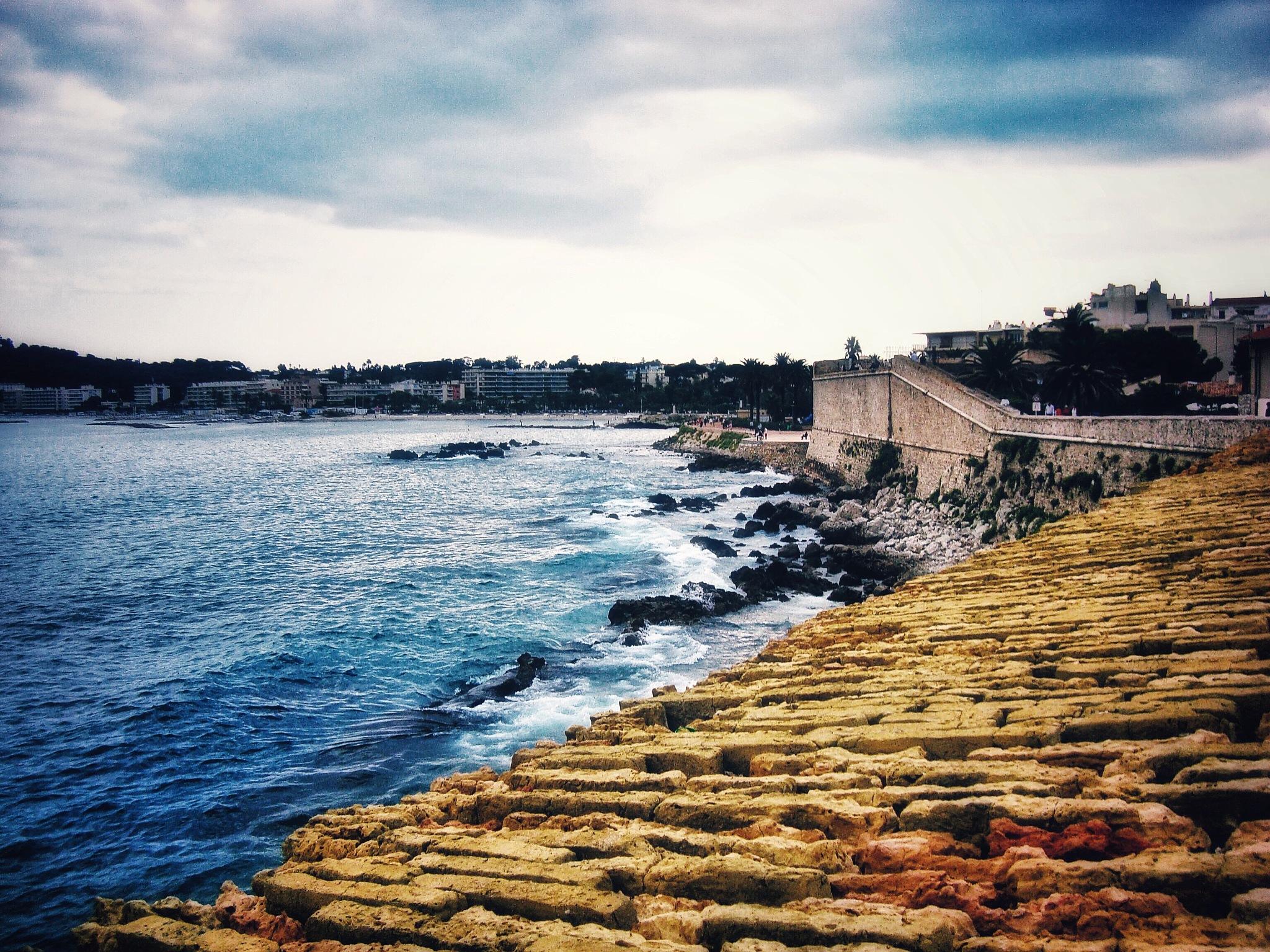 Antibes, France by Alisa Arakelian