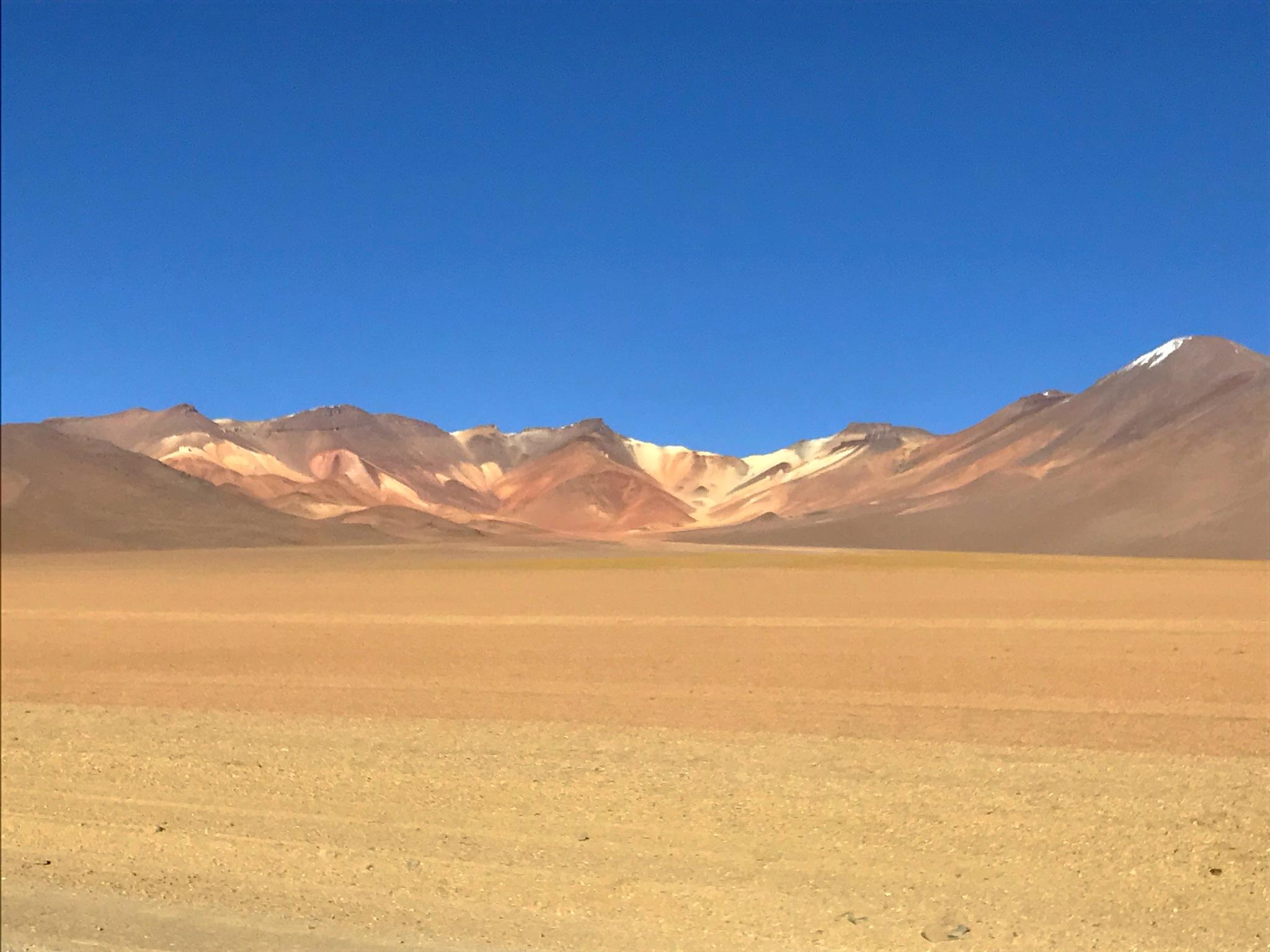 Desert colours by Sev