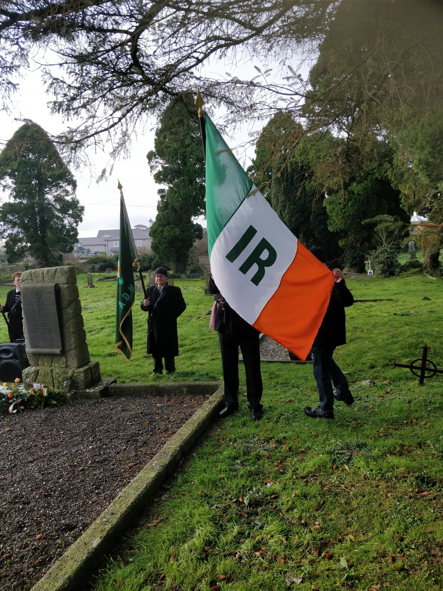 Grey Abbey Martyrs Commemoration by Noel Connolly