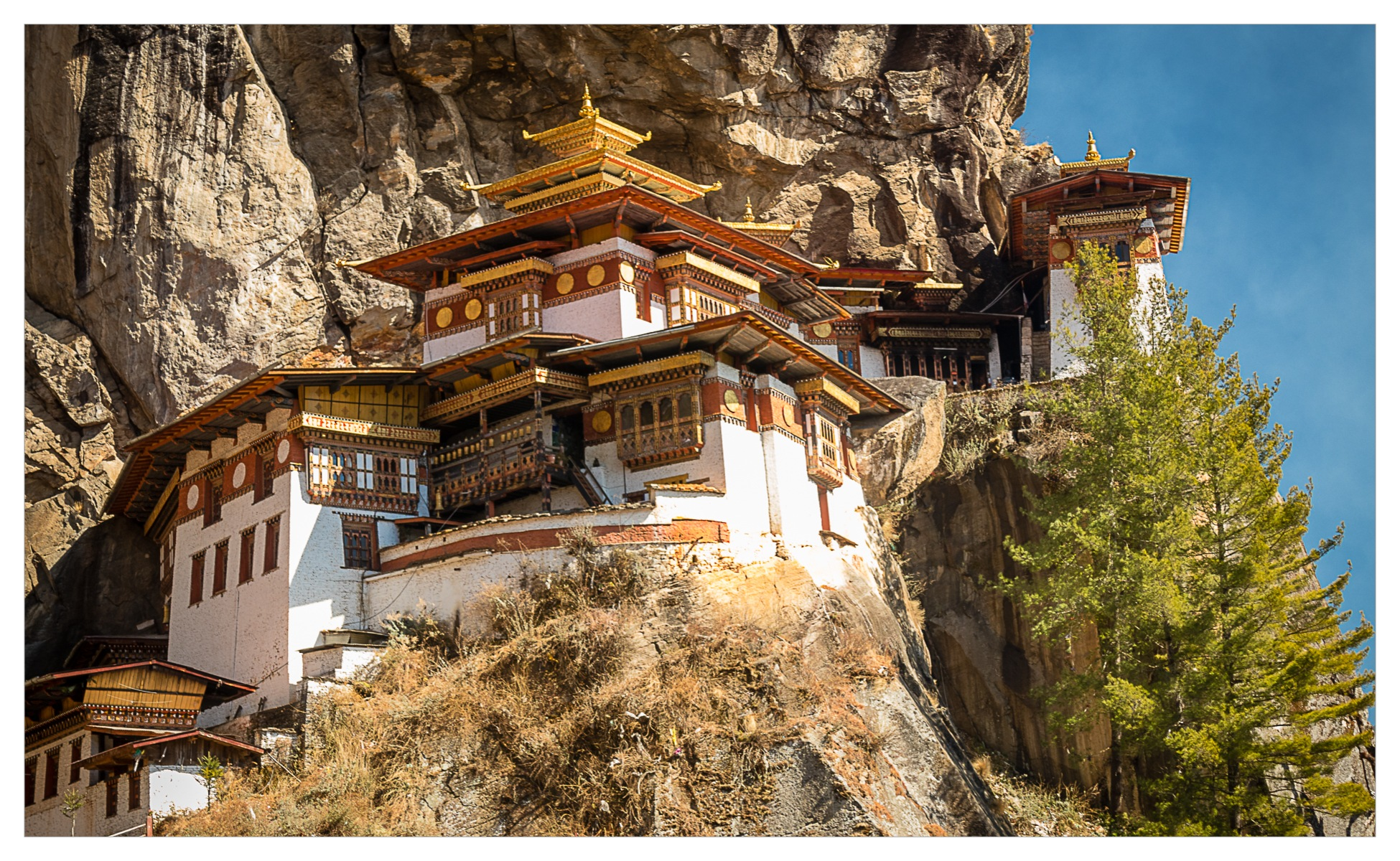 Tiger's Nest / Paro Taktsang in Bhutan by faizalmoidu