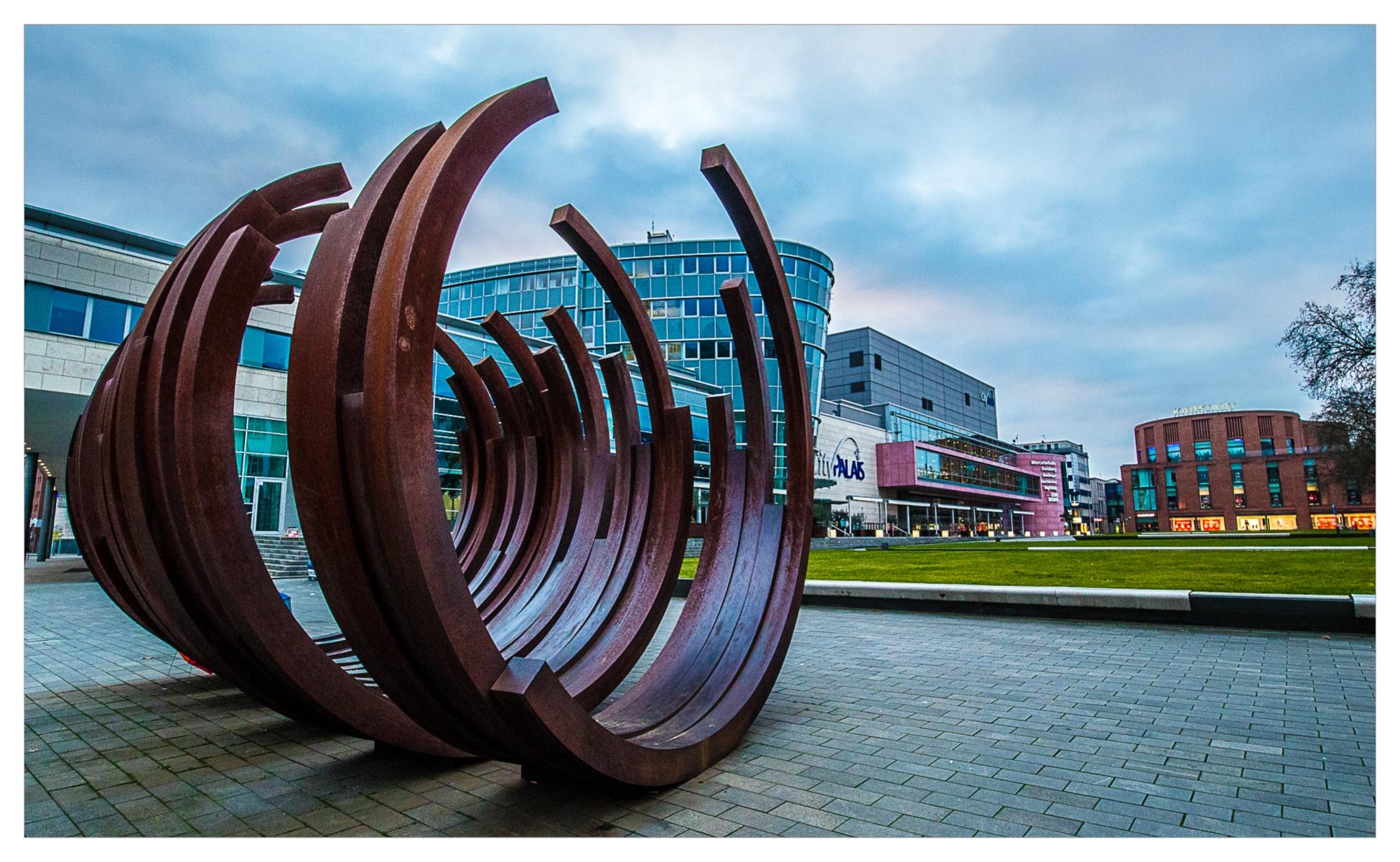 Duisburg City Center by faizalmoidu