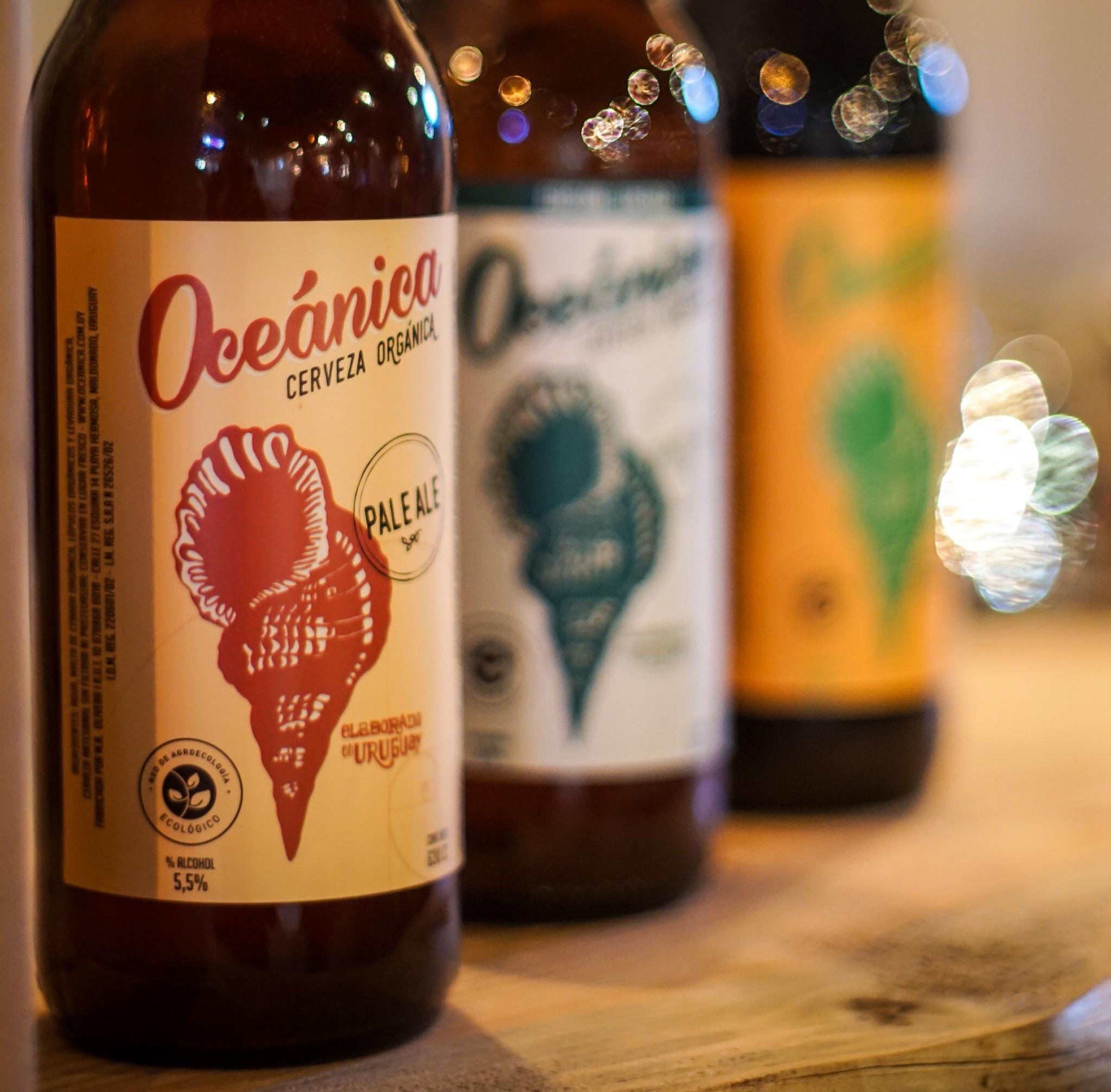Uruguayan beer by mmunozalt