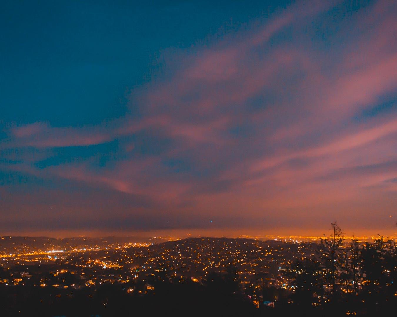 LA View  by Jose T