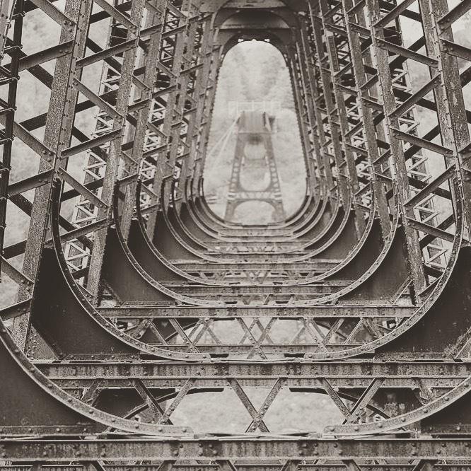 Fallen Landmark  by Tammy Pearson Gordon