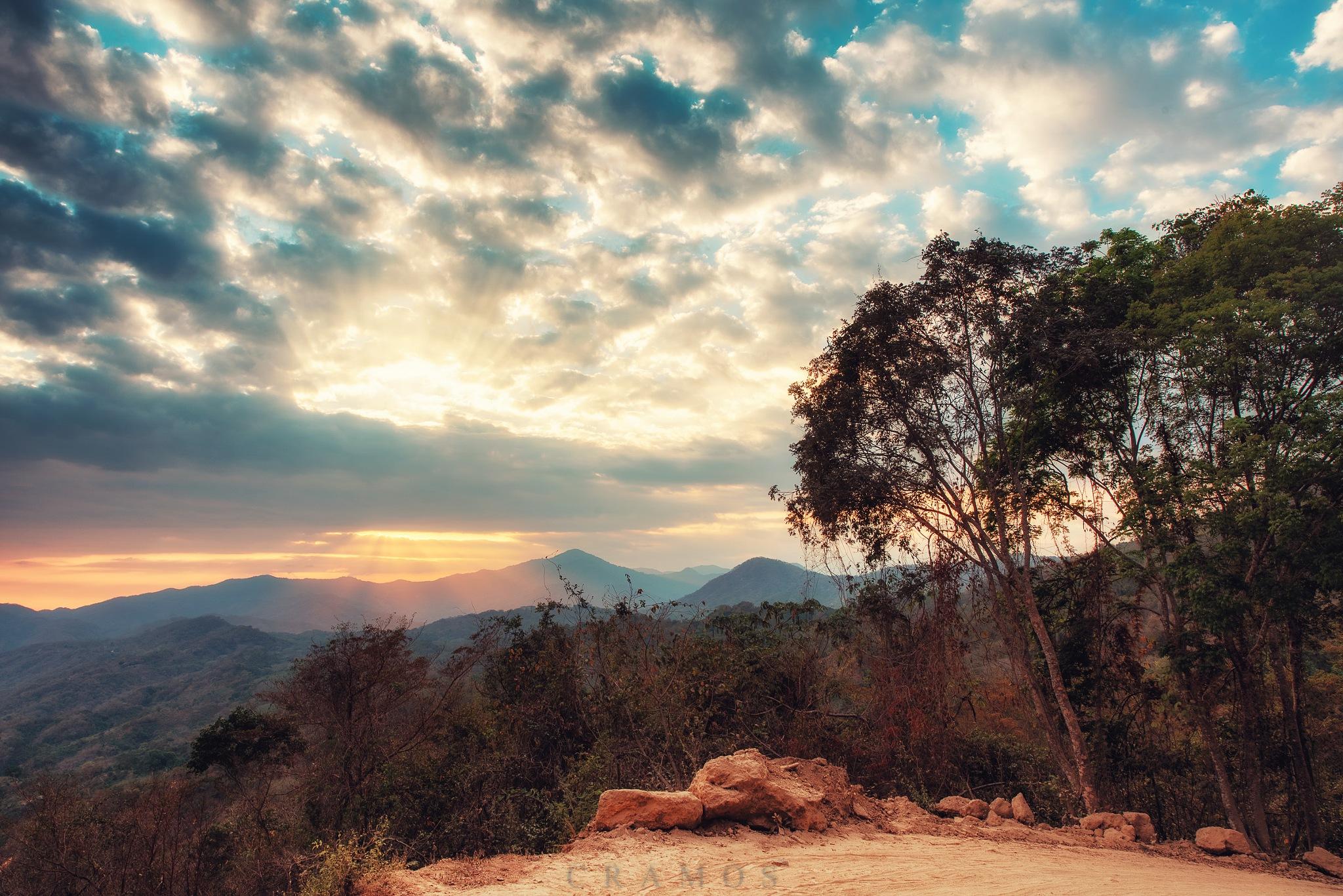 Copalitilla Sunset by César Ramos