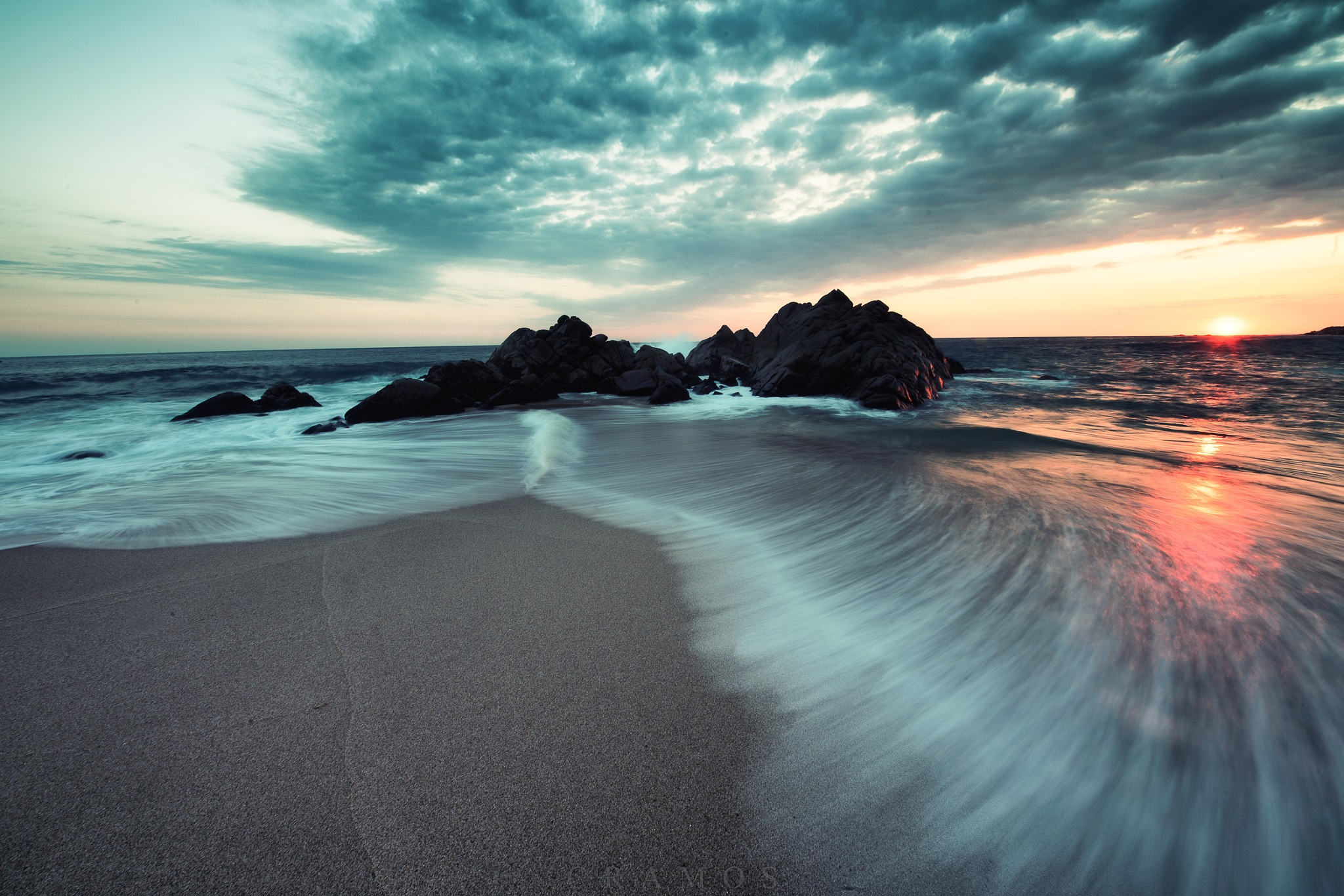 Swept wave by César Ramos