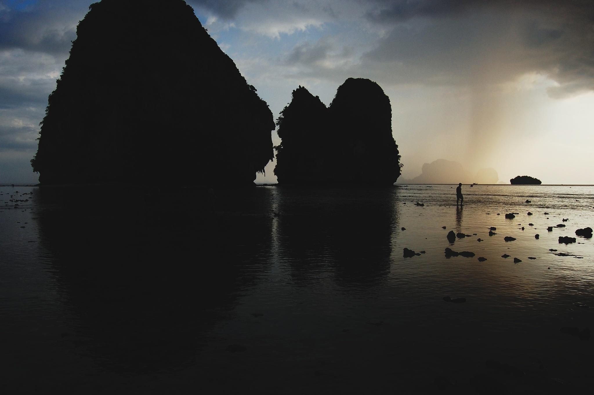 Krabi _thailand  by dimcelozanoski