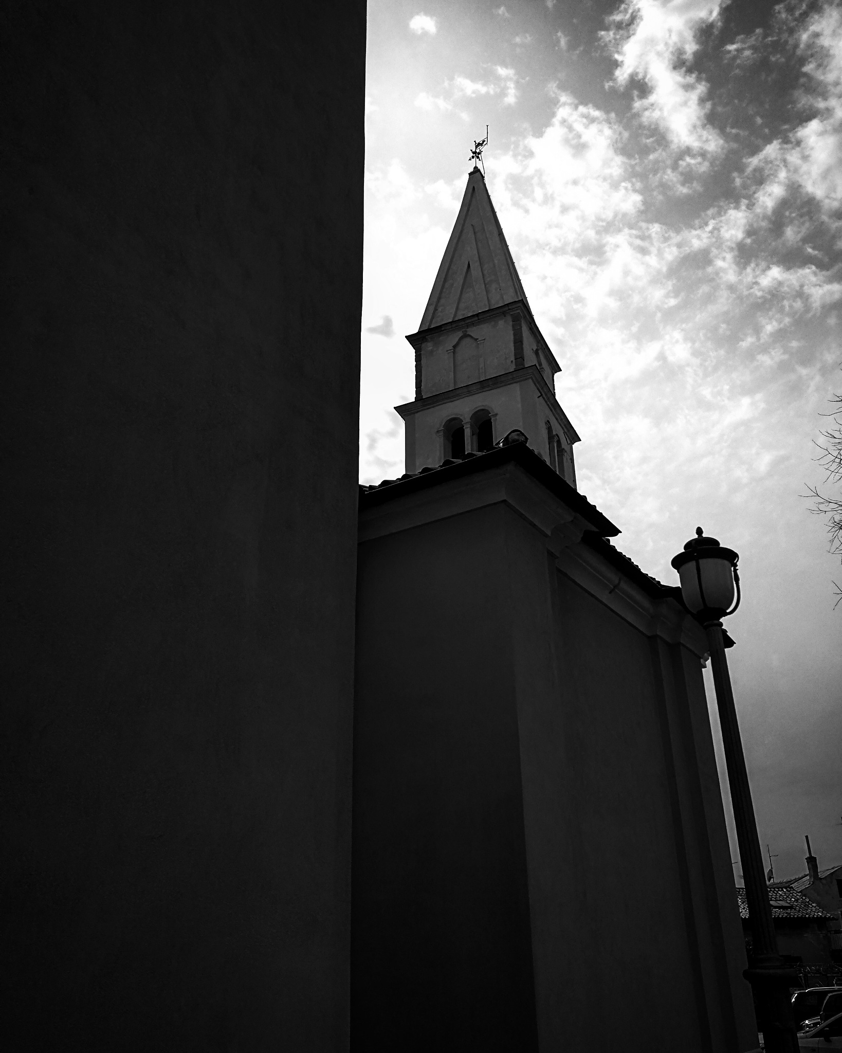 Church Izola  by dimcelozanoski