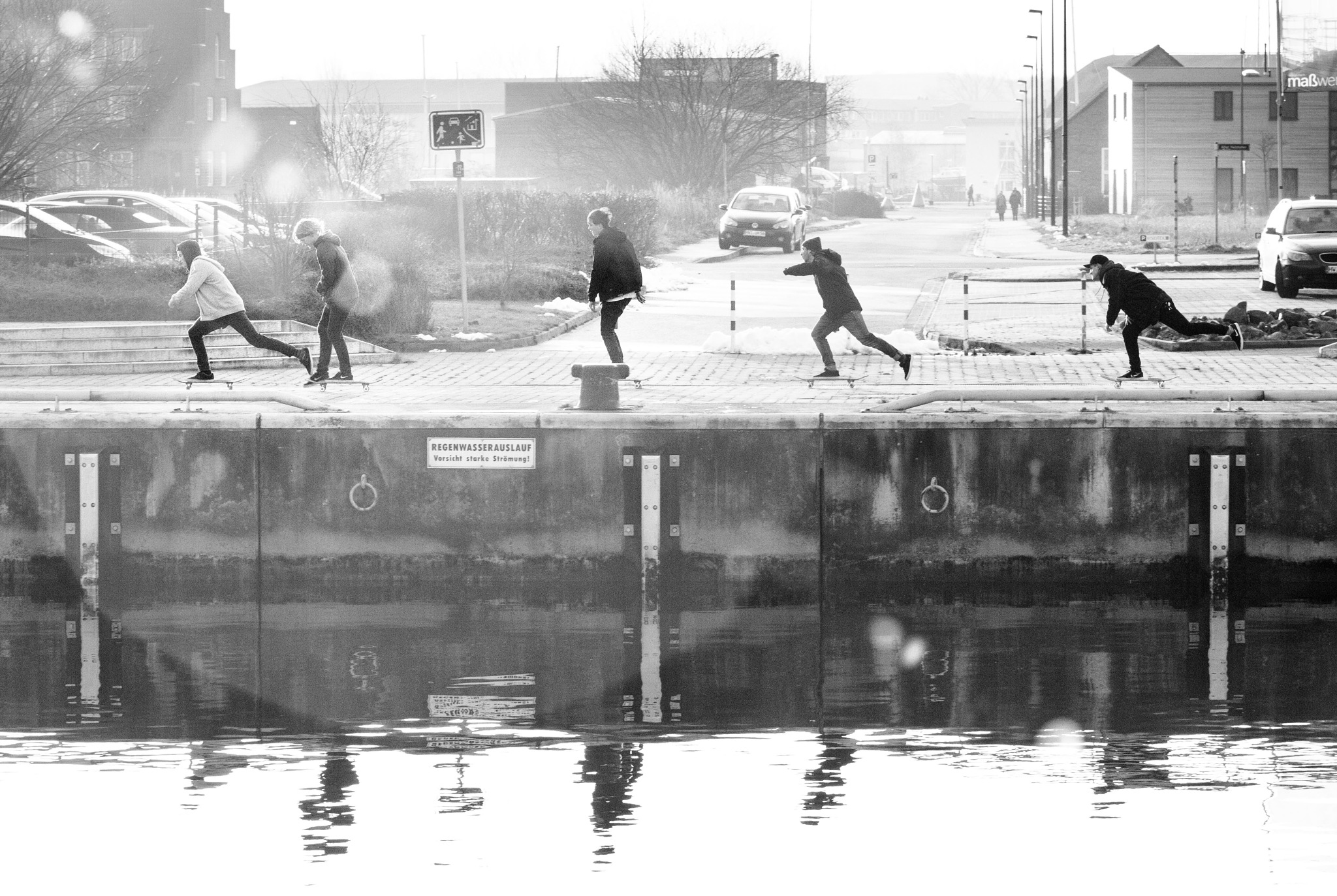 local skateszene by Adrian Jaffé