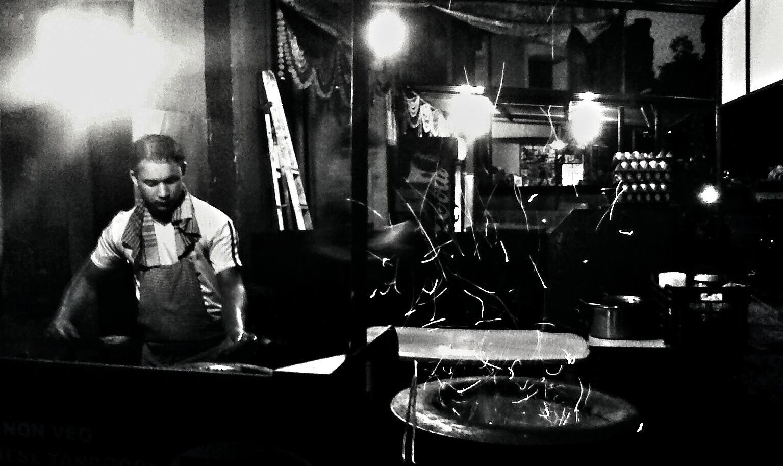 """Tandoorwala"" A Full-Time Chef. by Pratik Tambe"