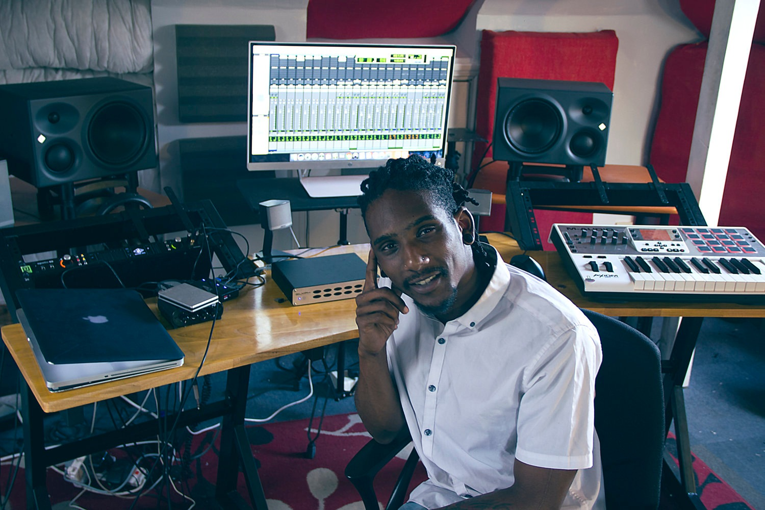 music mixing engineer by christyley