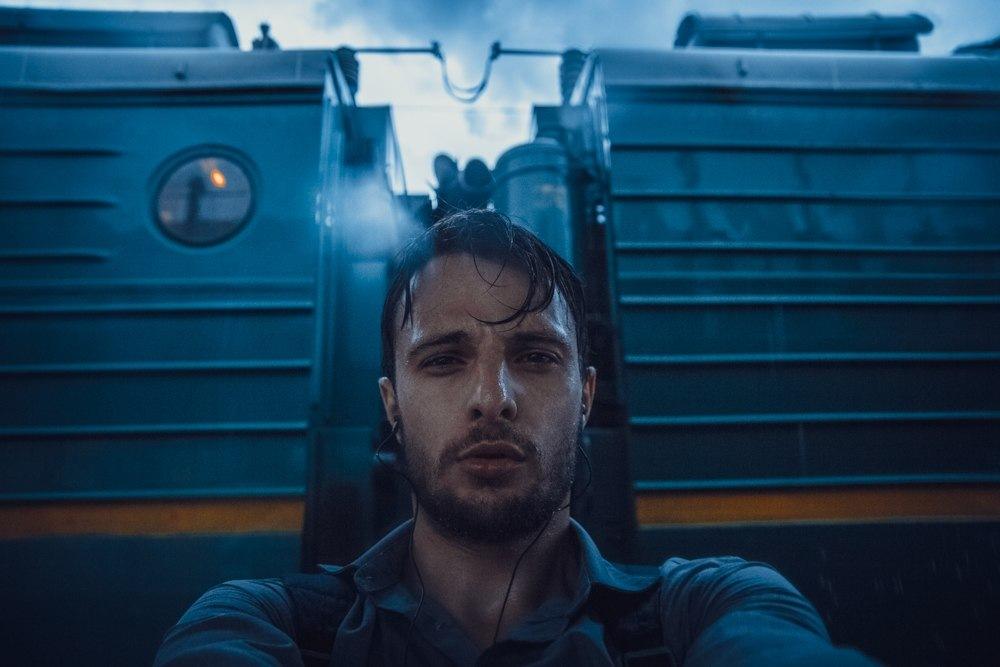 I am by Vasiliy Skuratov