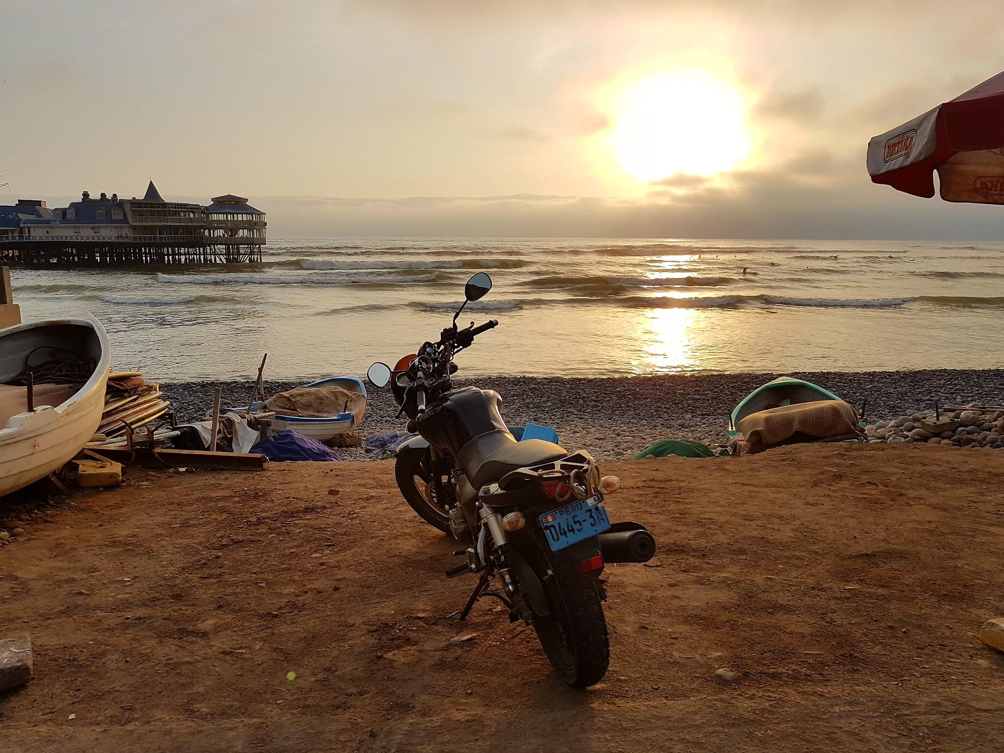 Costa Verde - Lima Perú by Alex Encalada Espinoza