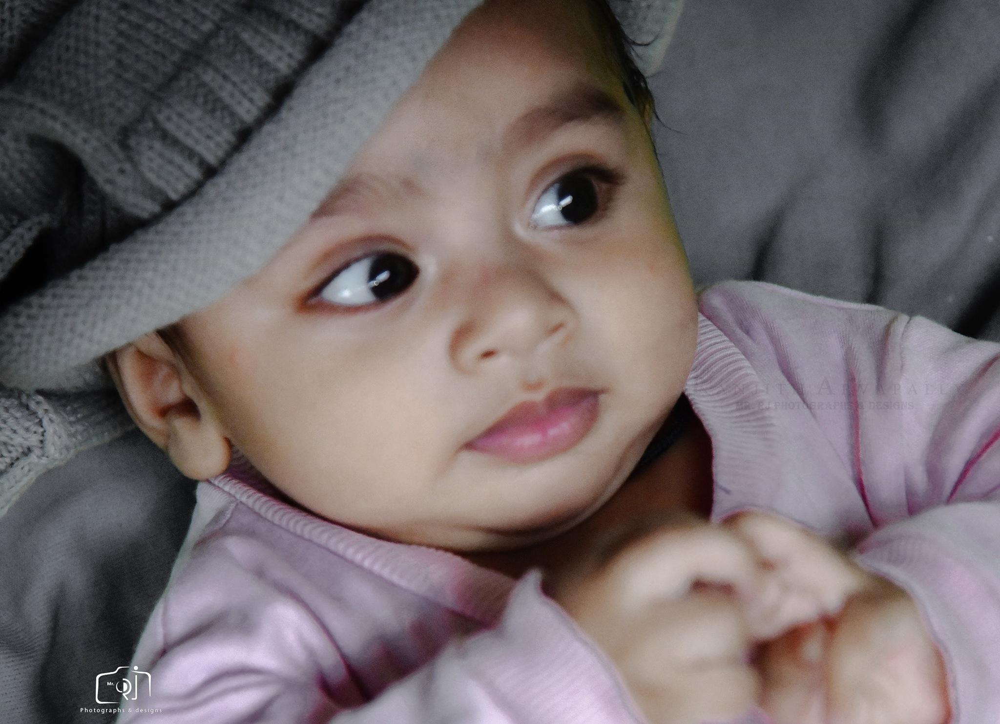 Baby Photography  by Ranjith Arvapally
