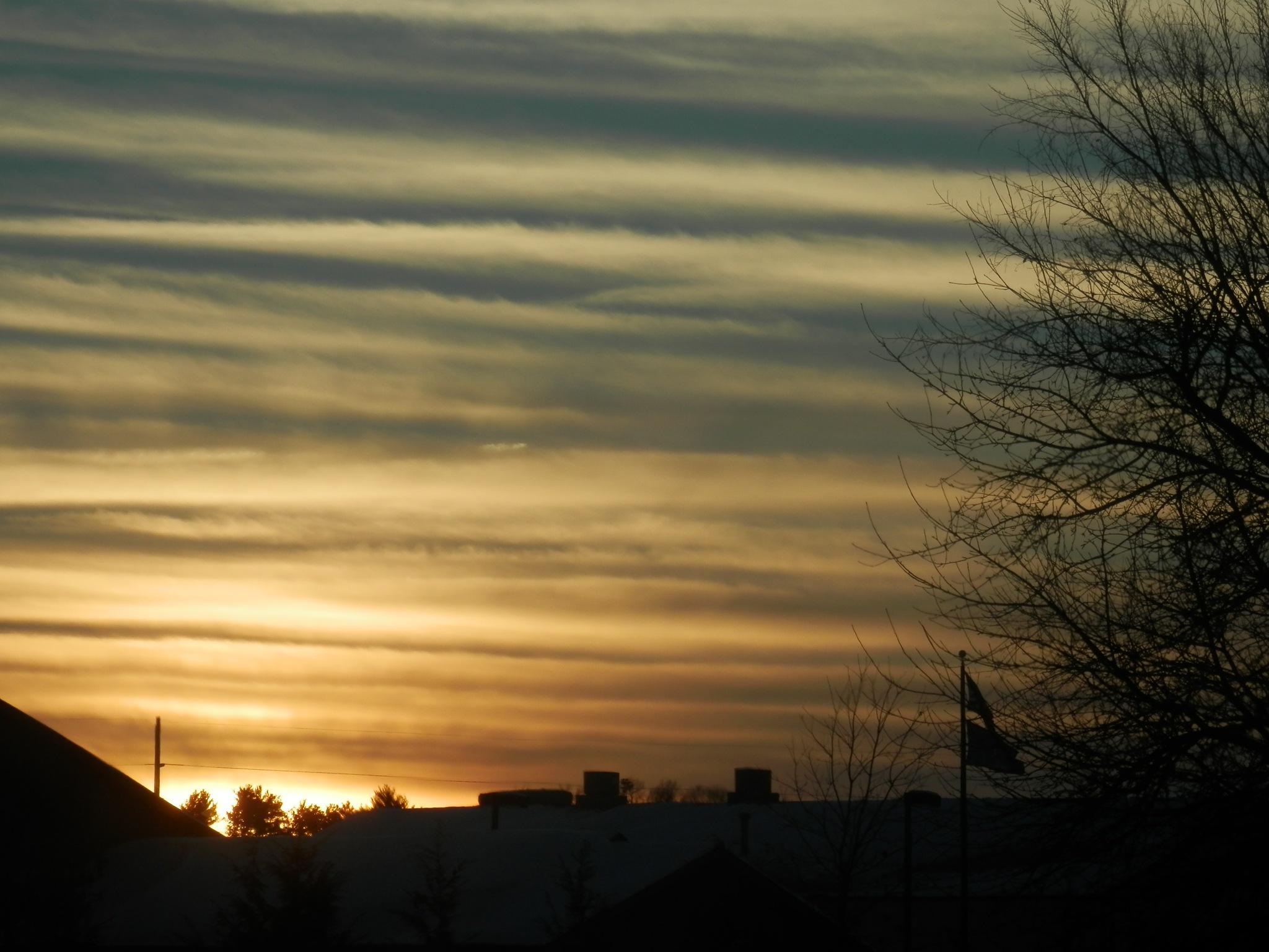 Sky Patterns by William Presley
