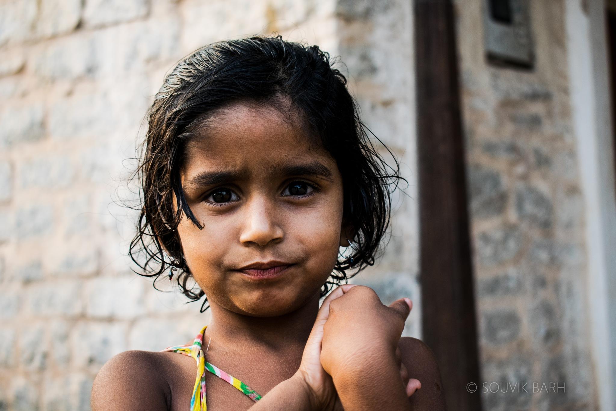 innocence  by Souvik Barh