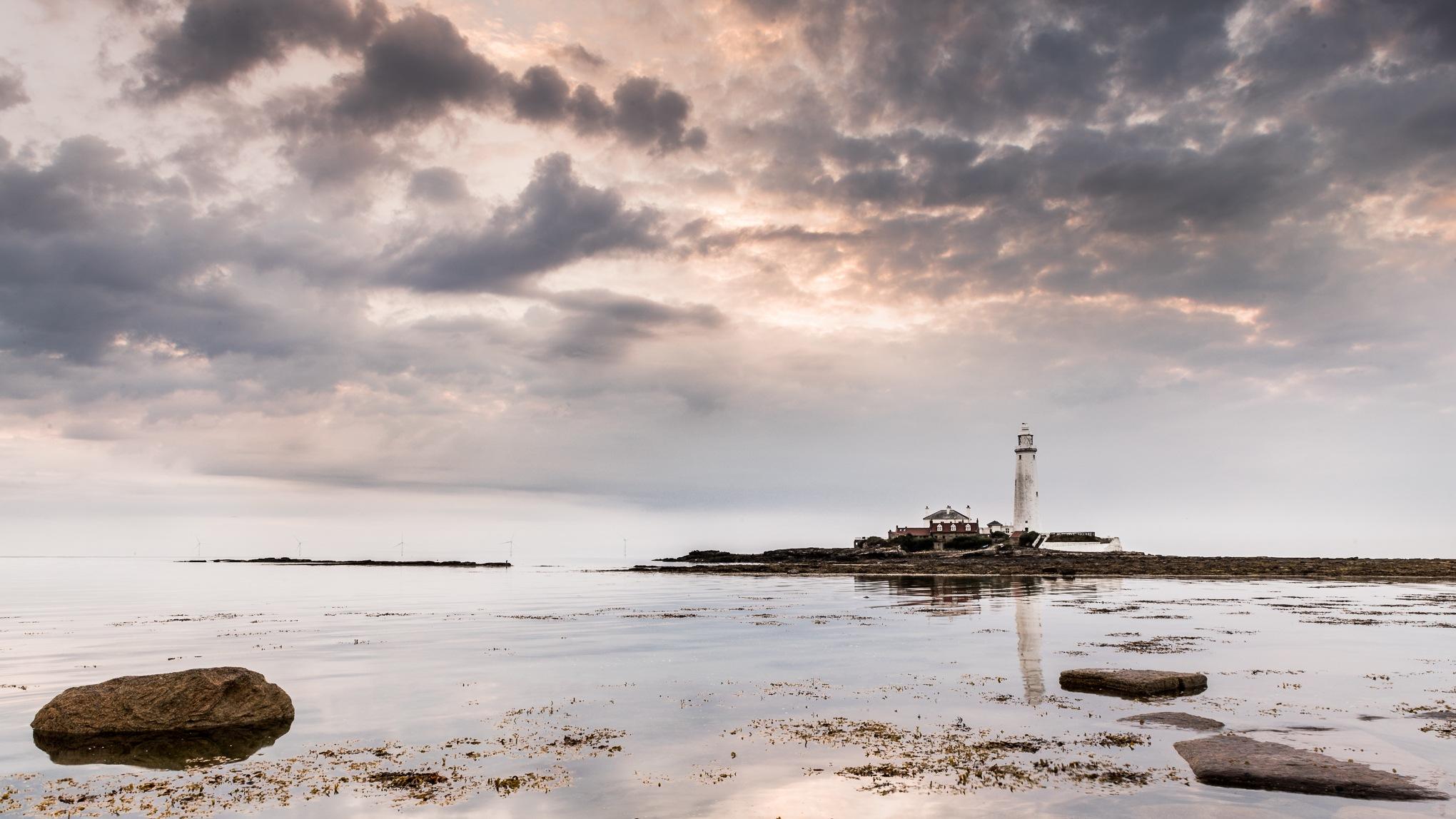 Low Tide by John Dunbar