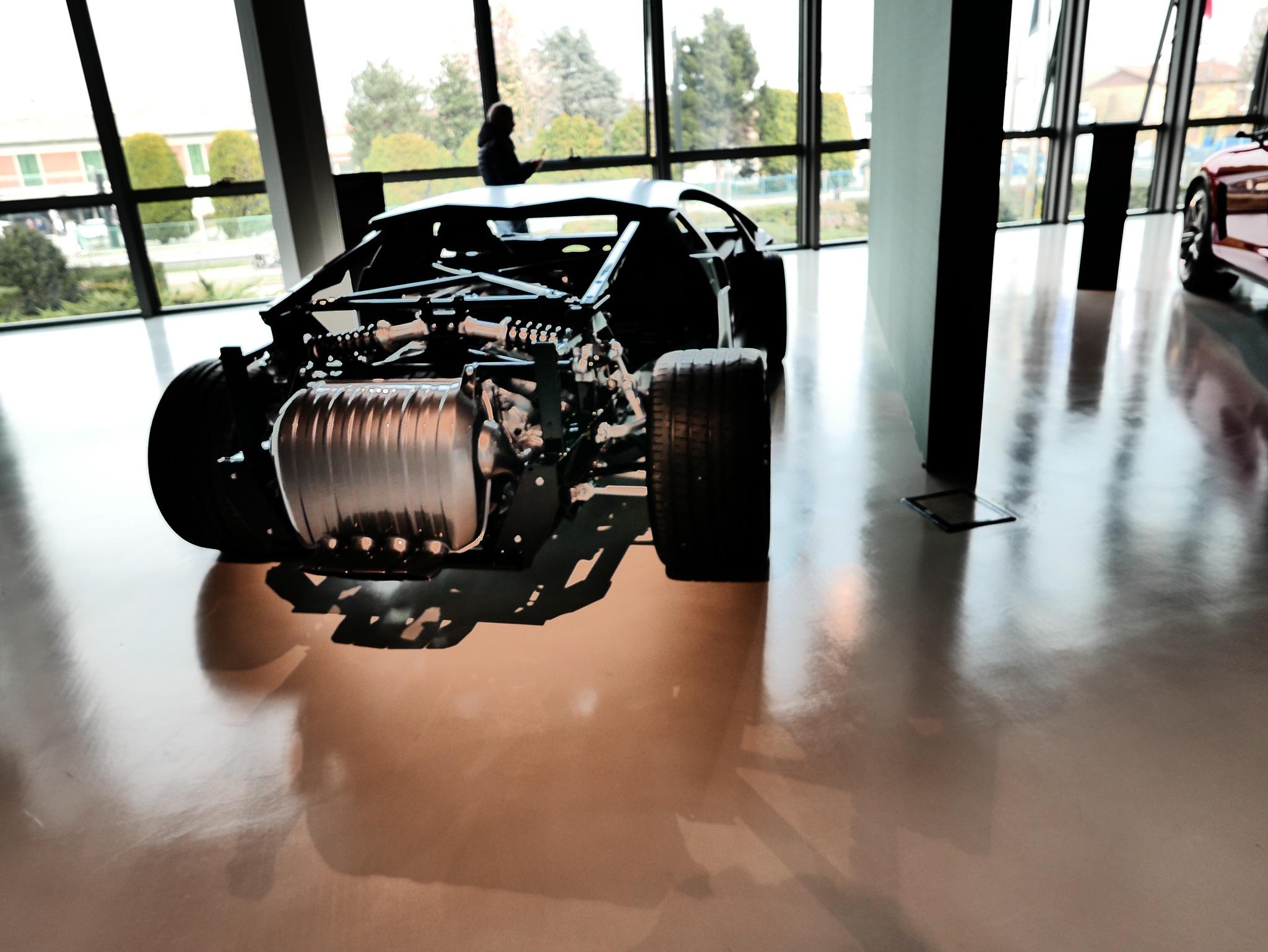 Lamborghini Factory - S.Agata Bolognese, Bologna Italy by Mau056