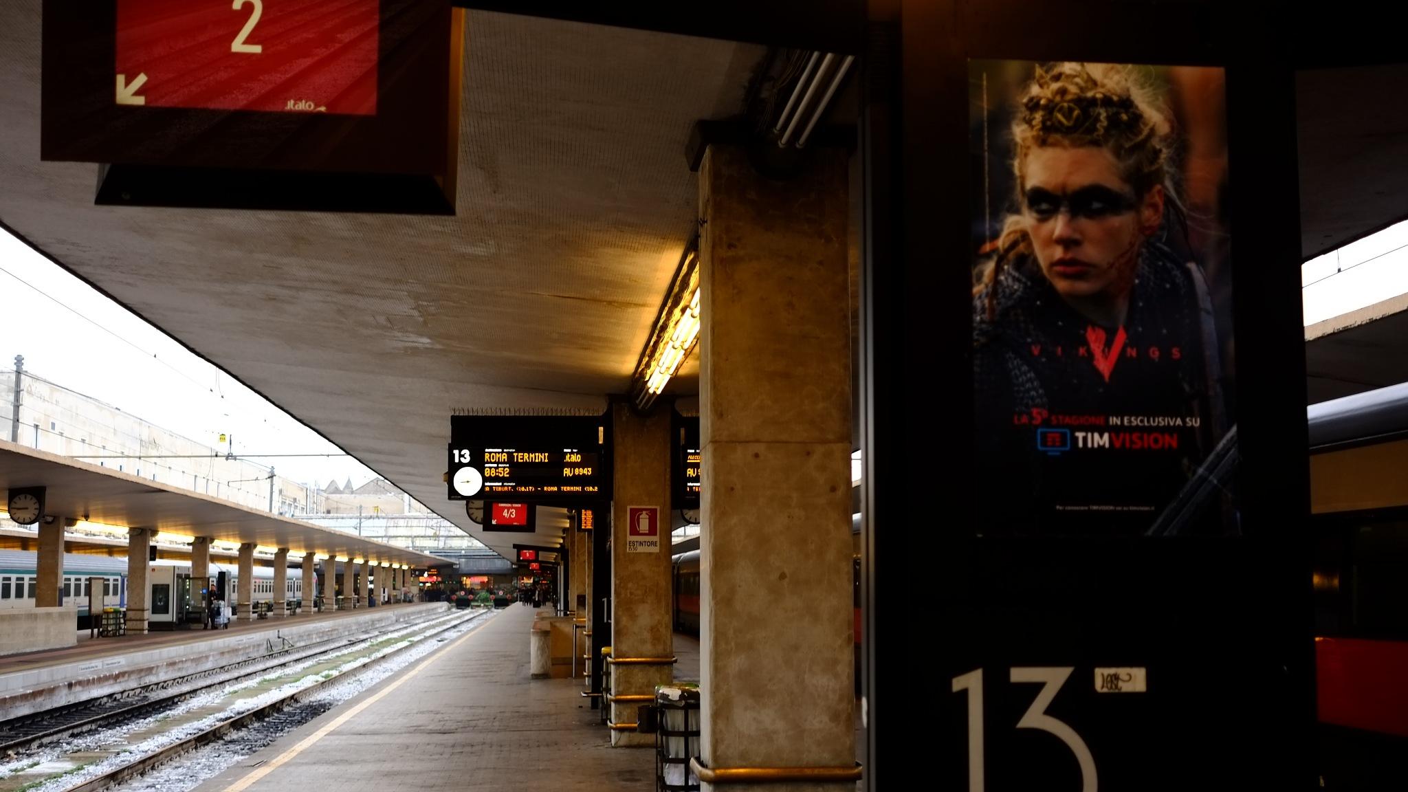 Santa Maria Novella Station, Firenze by Mau056