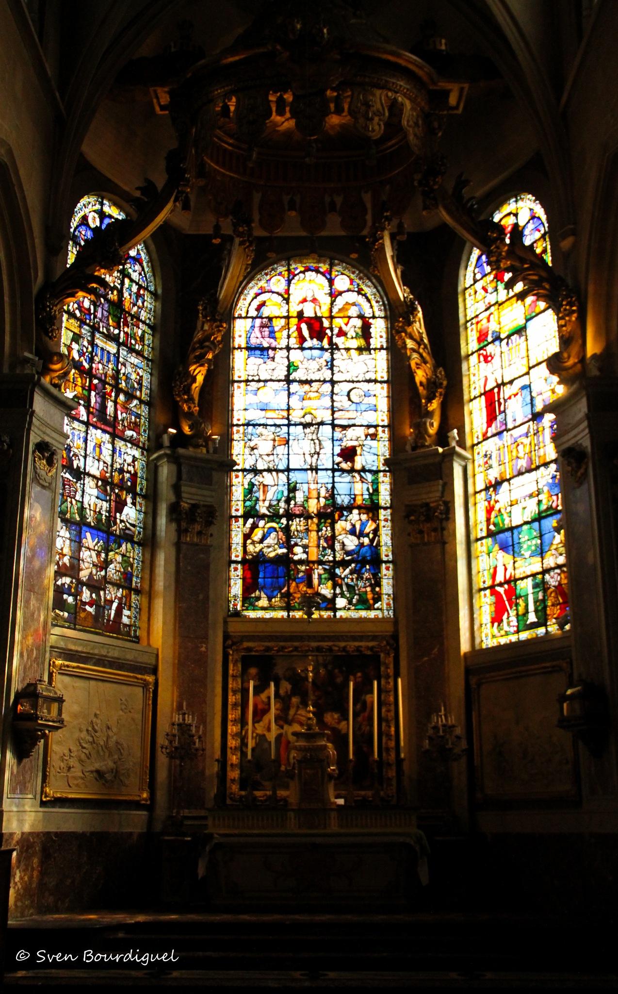 Eglise Saint-Patrice by SvИ Fötø