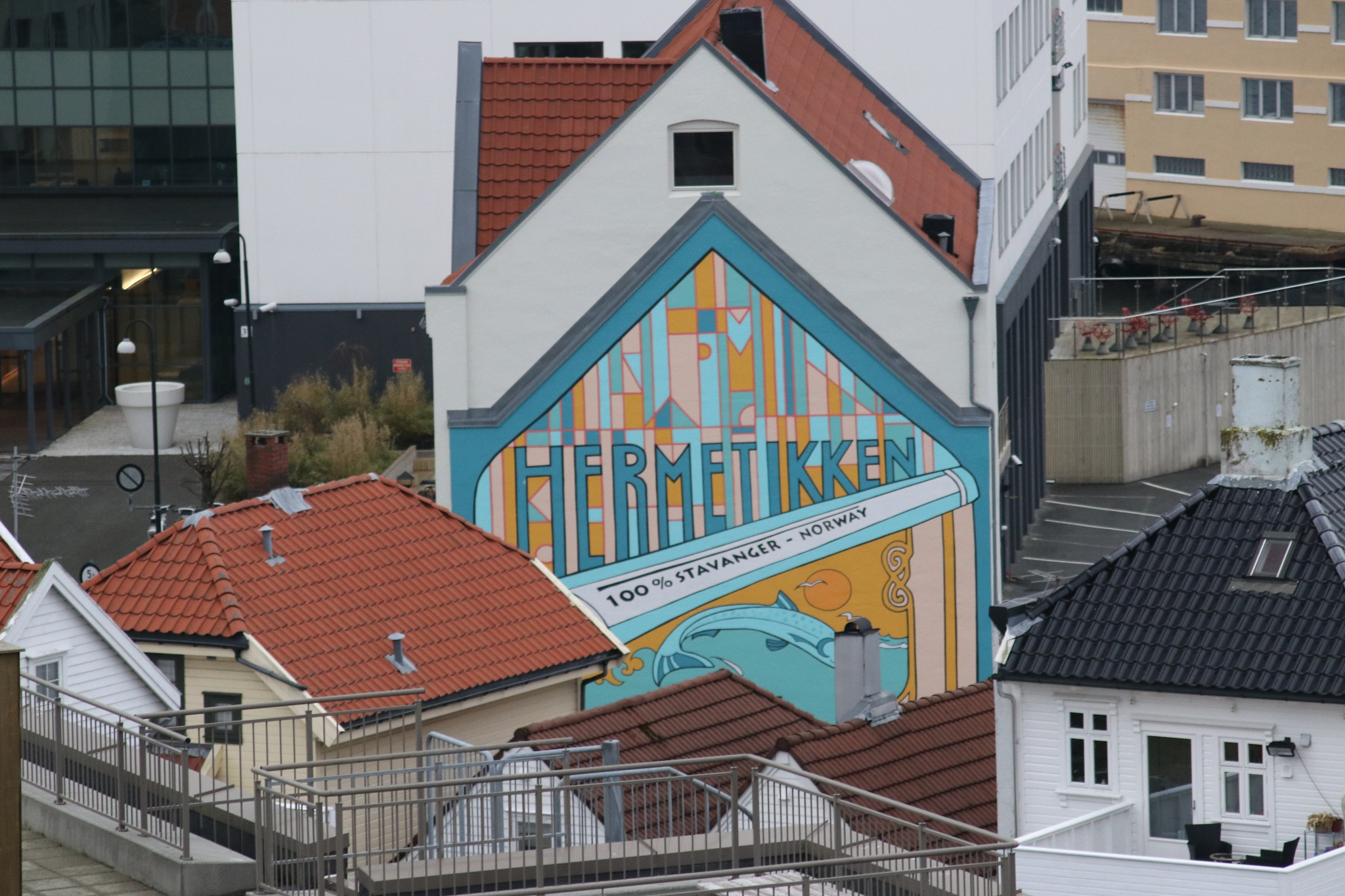 Street art  by Zuzanna Skrzesinska