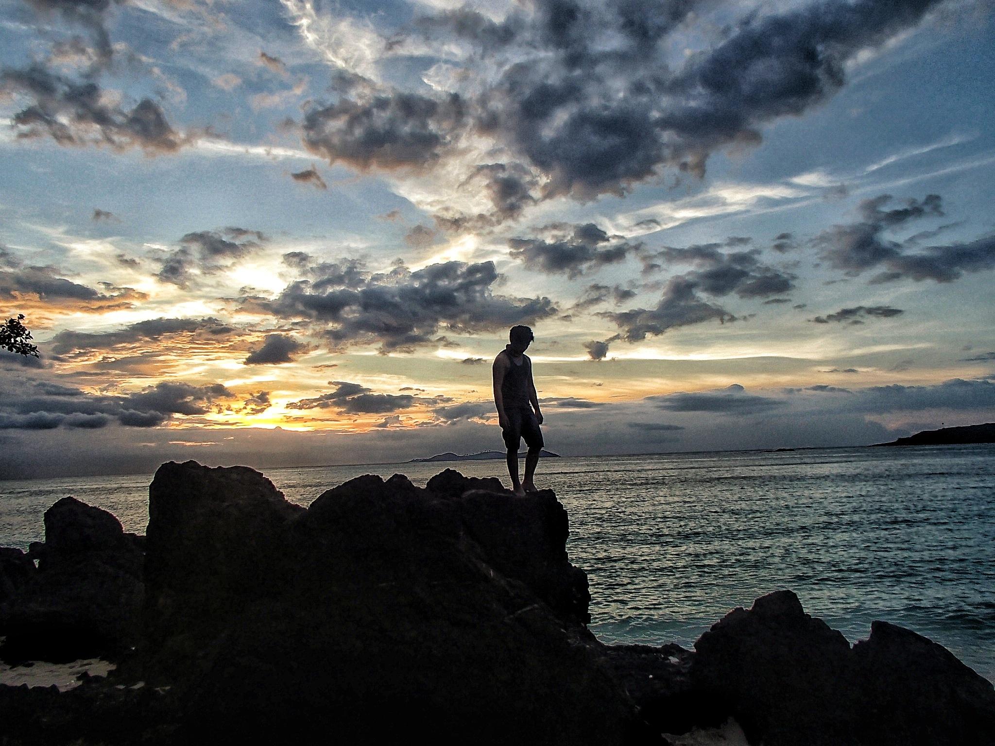Calaguas Island Camarines Norte by Joe Nunag