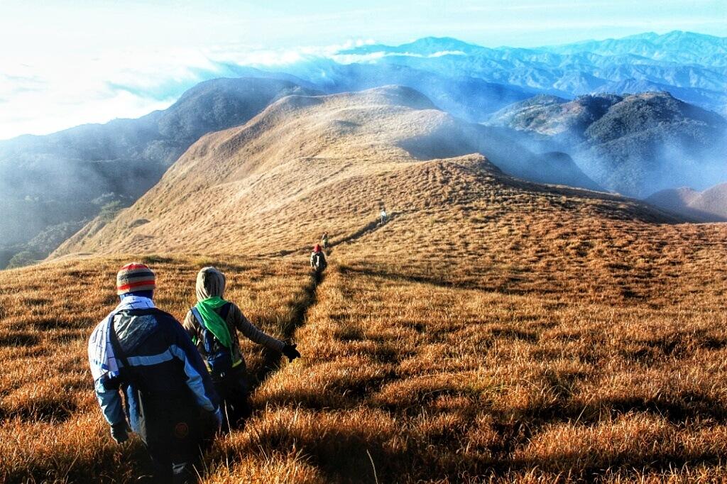Mt Pulag Benguet  by Joe Nunag