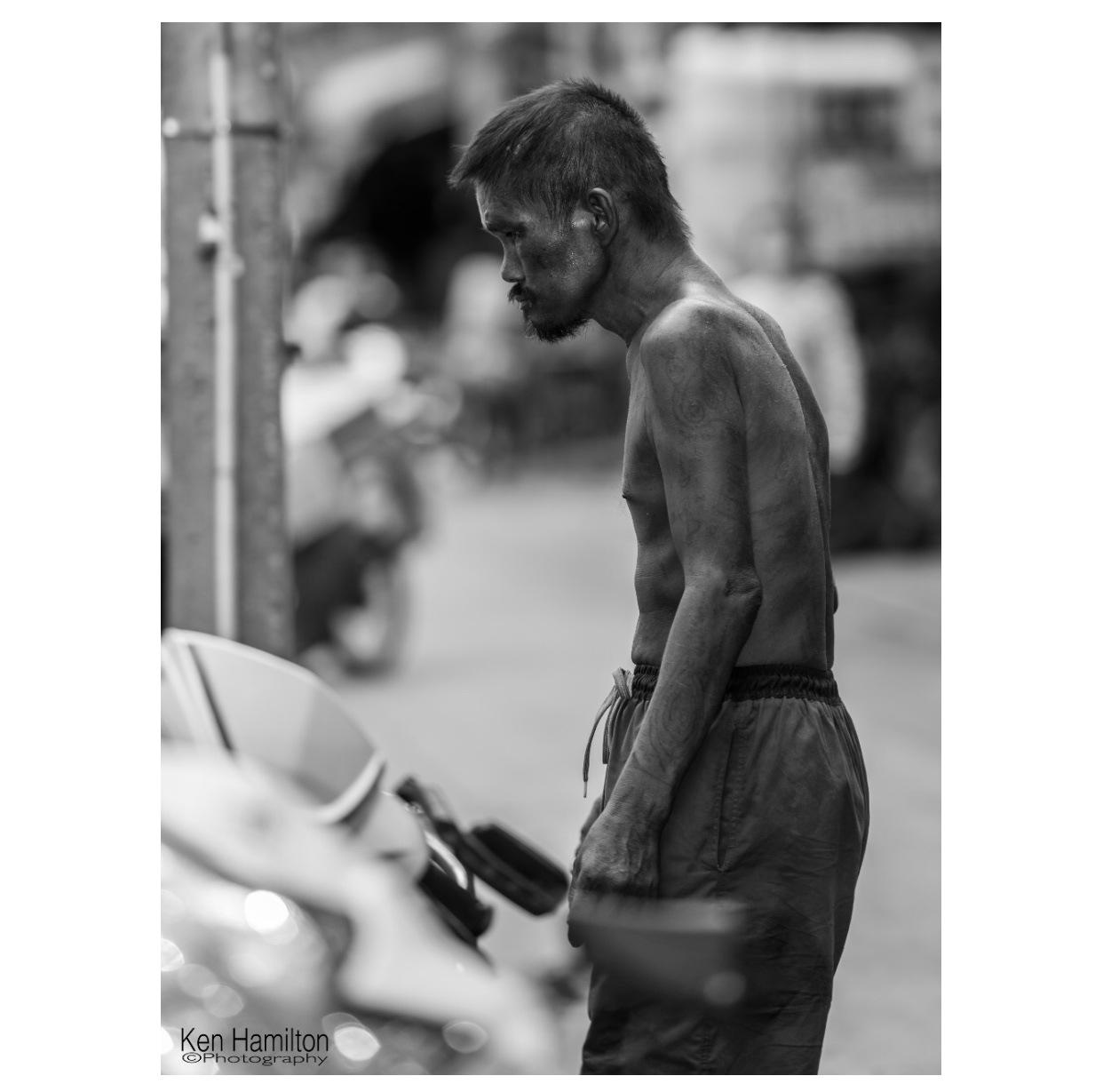 Streets Ot Bangkok  by KenHamilton
