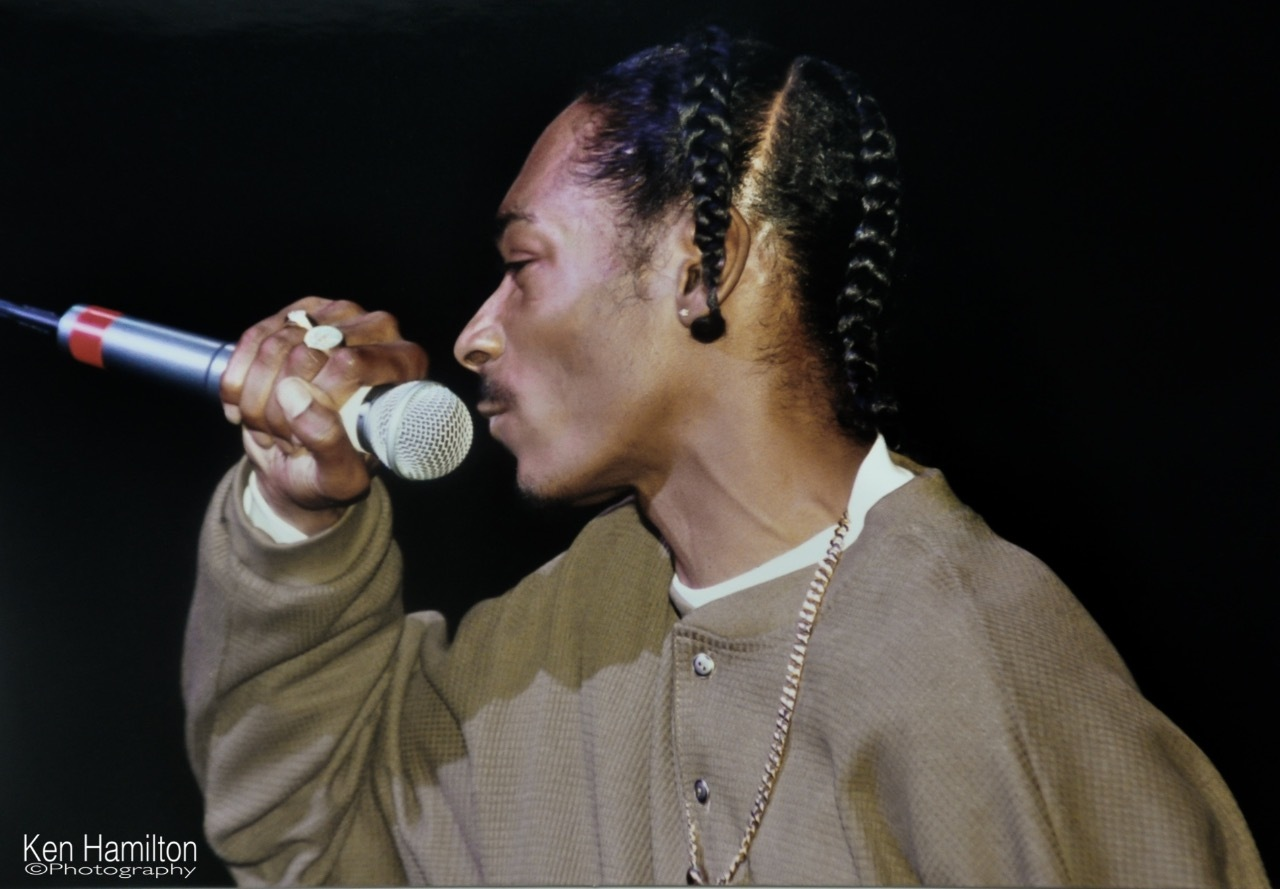 Snoop Dogg by KenHamilton