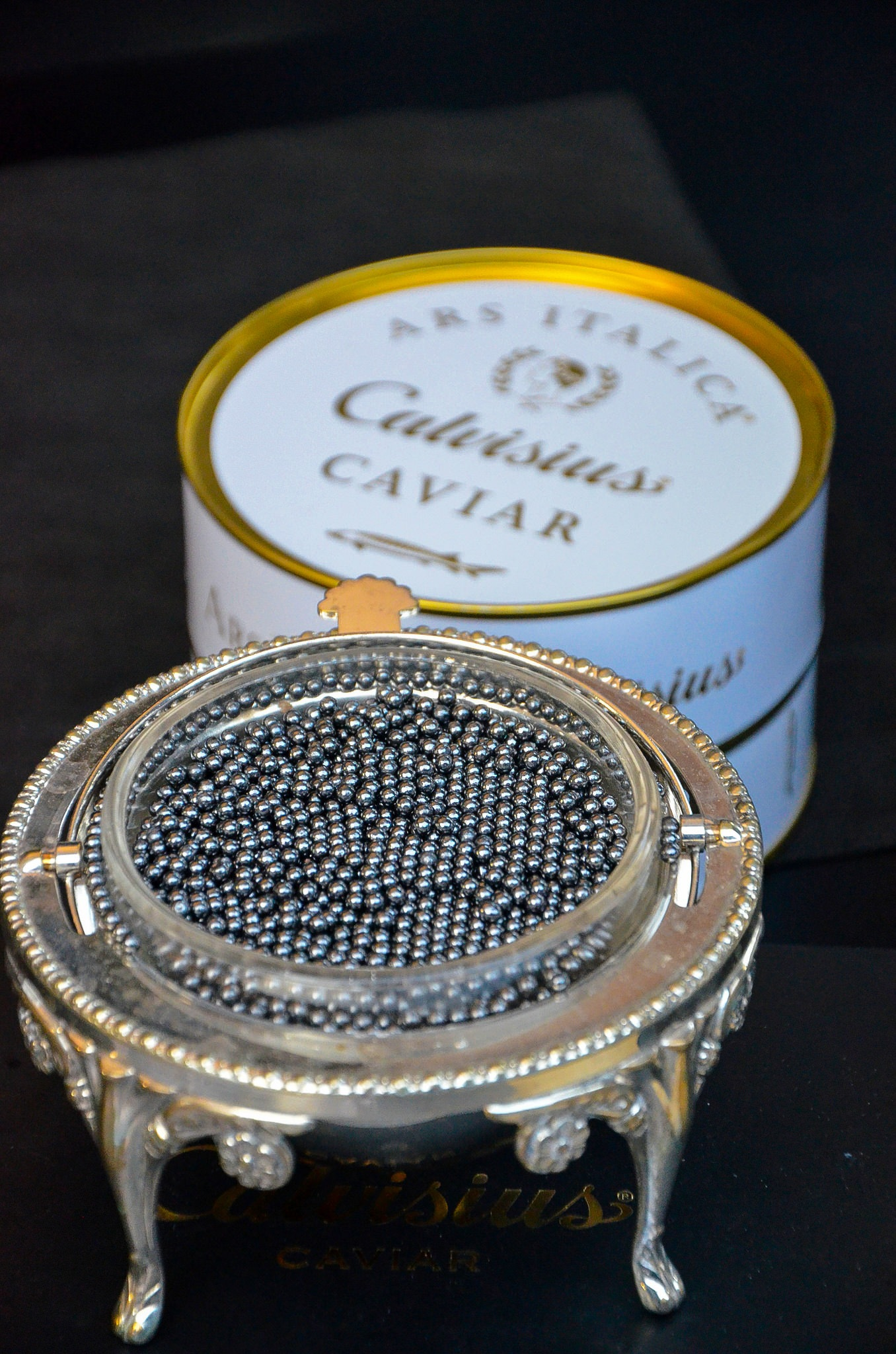 Caviar  by Pierina Mariani