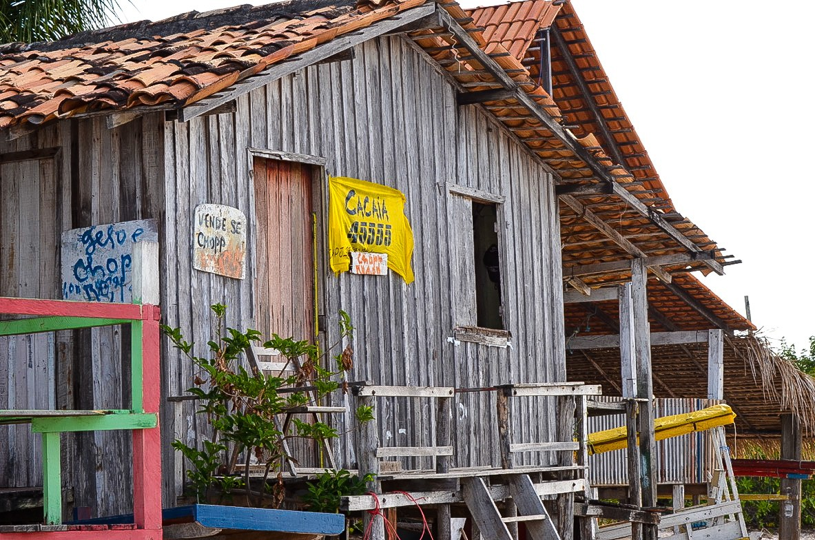 Fisherman house 2/2 by Pierina Mariani