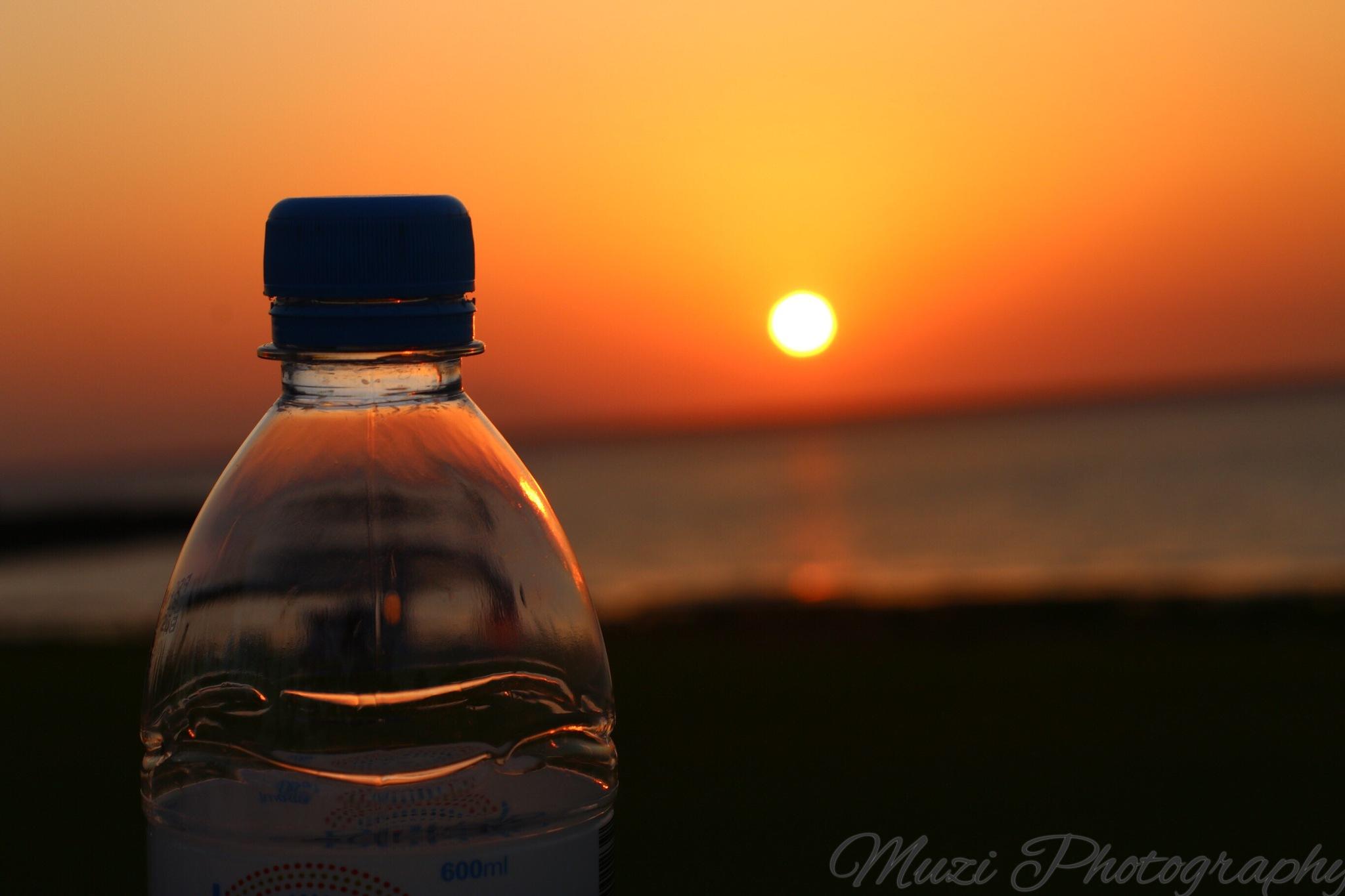 Cullen bay sunset  by Willard Bird Muzi Mutengwa